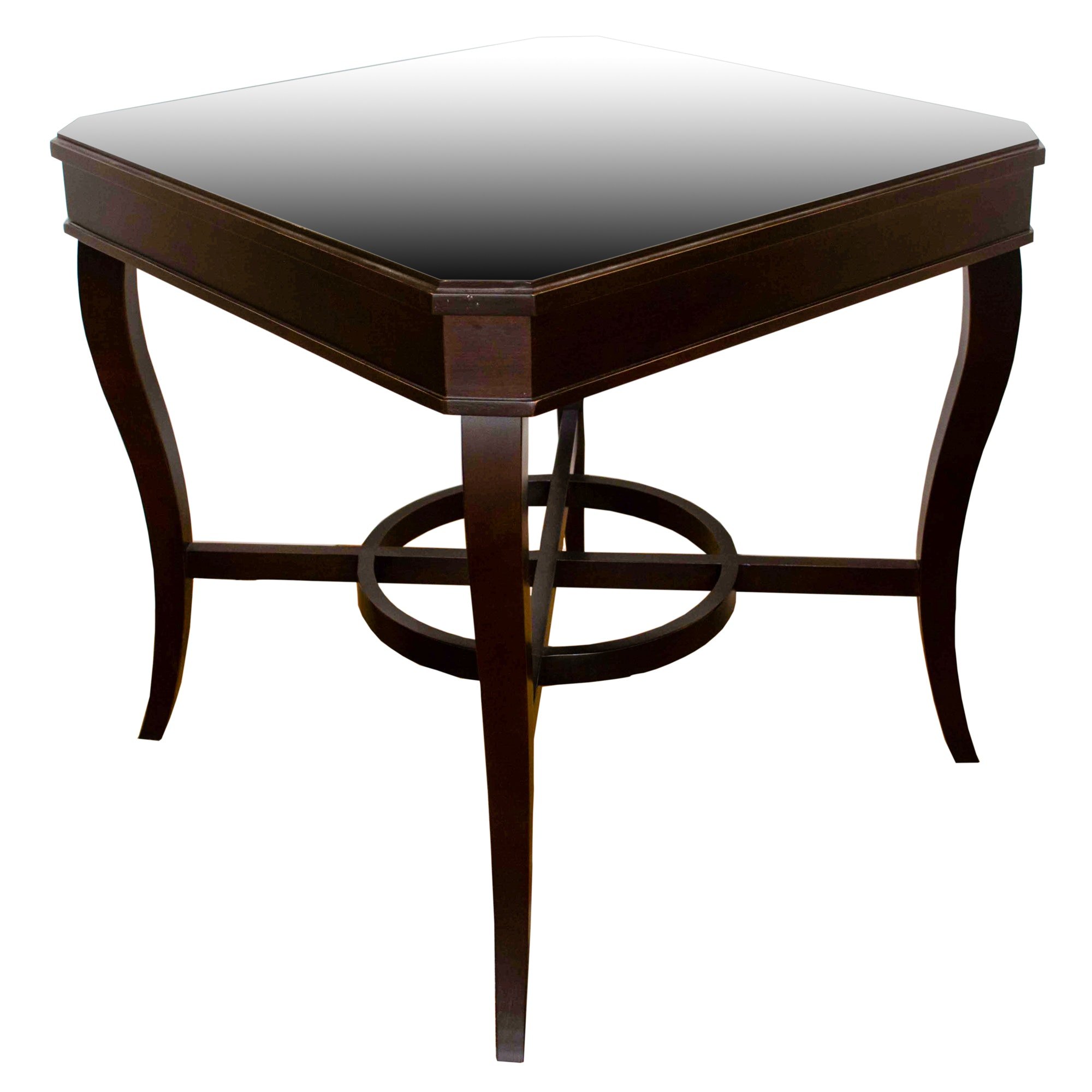 Transitional Style Side Table by CTH Sherrill Occasional
