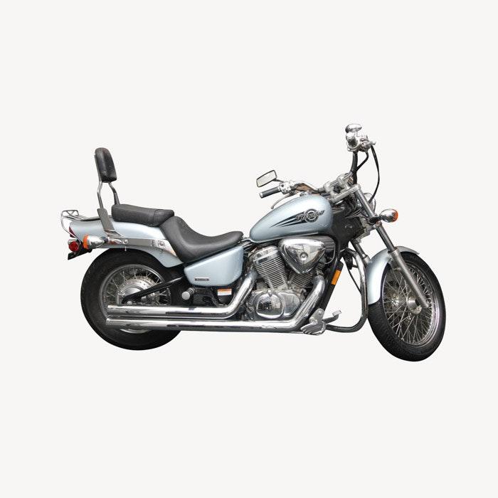 Customized 2007 Honda Shadow Motorcycle