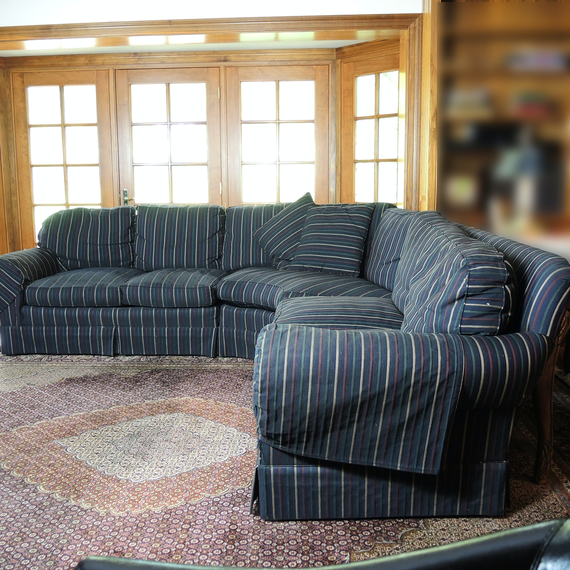Stanford Furniture Sectional Sofa