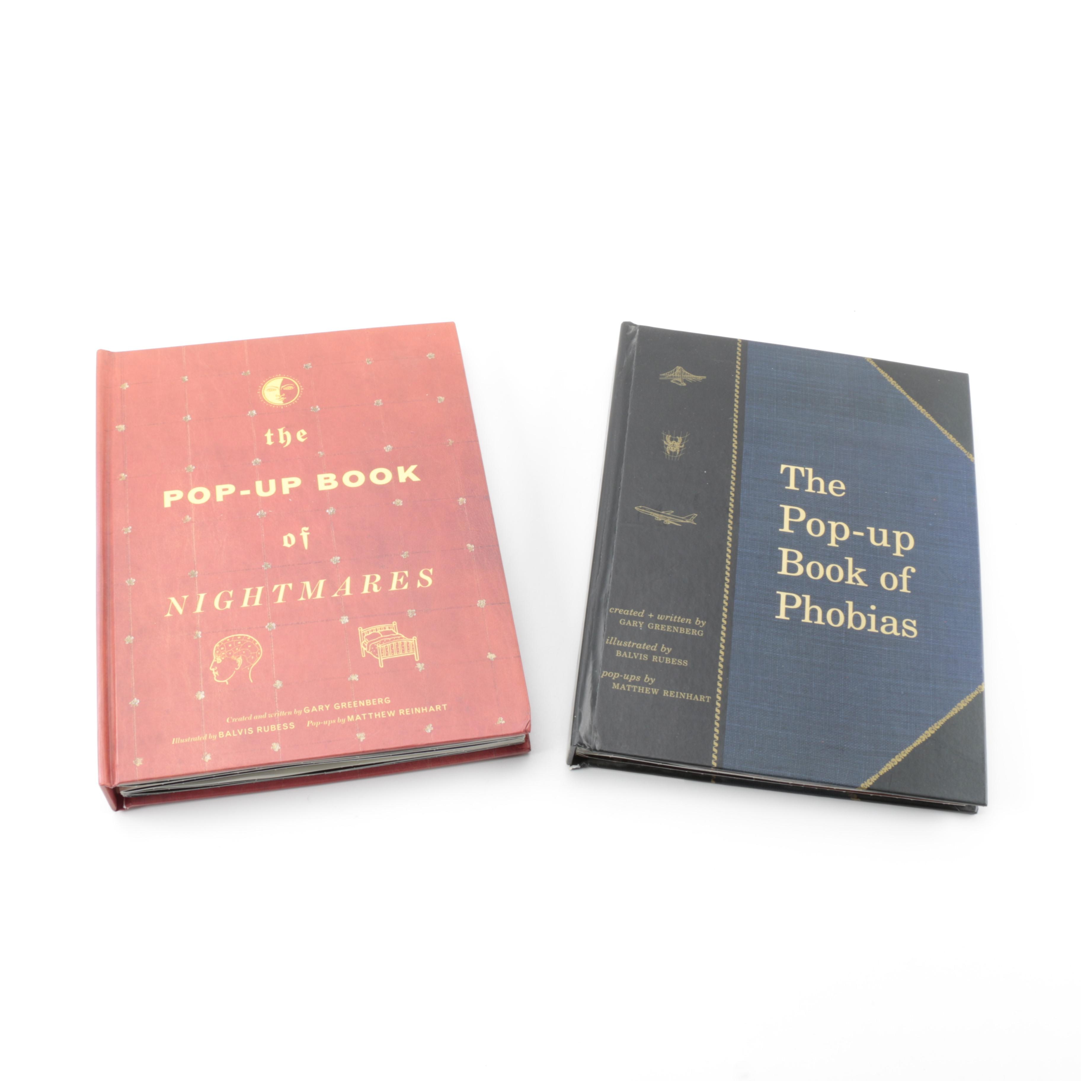 "A Pair of ""Pop-Up"" Title Books"