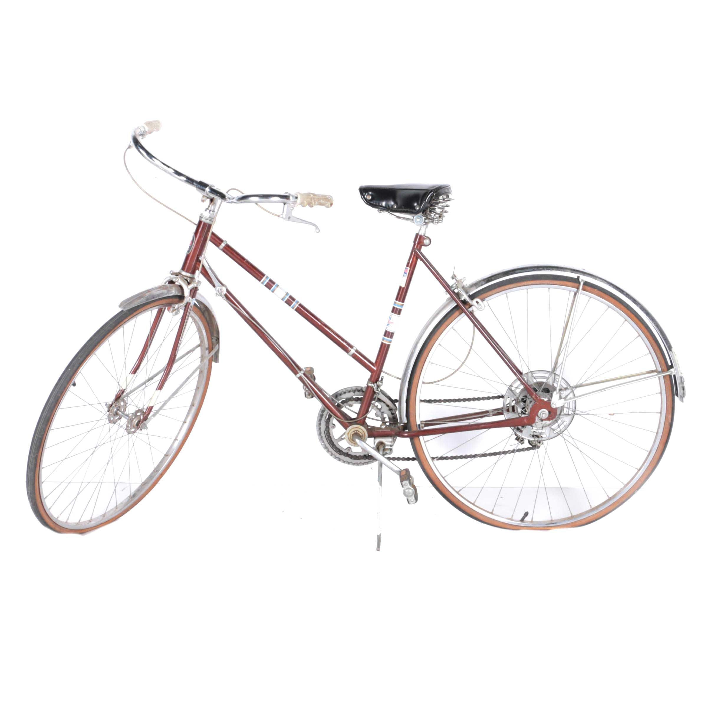 Vintage Columbia 10 Speed Women's Bicycle