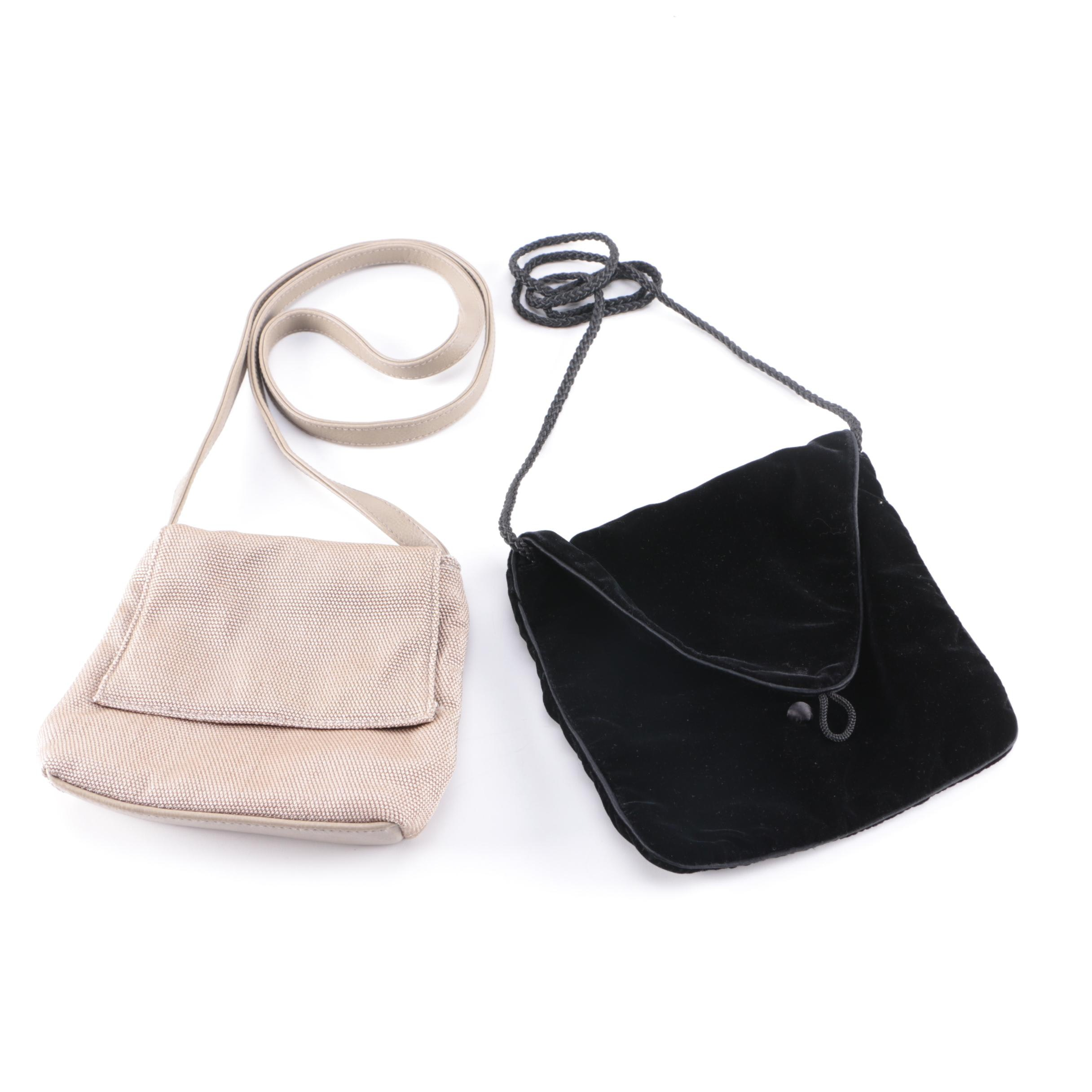 Shoulder Strap Purses Including Carlo D'Santi