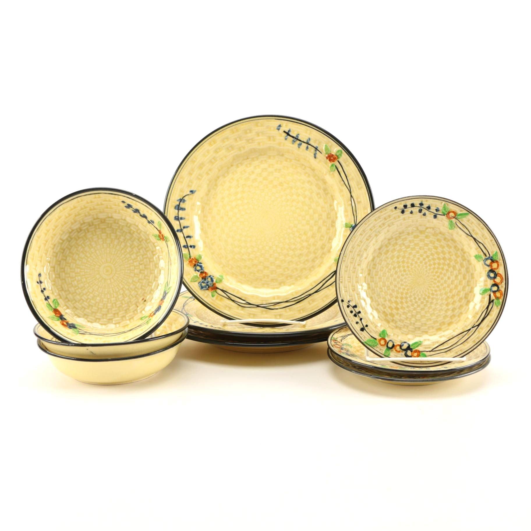 Ceramic Hand-Painted Japanese Tableware
