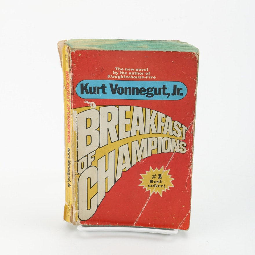 an analysis of kilgore trout a character in the novel breakfast of champions by kurt vonnegut An analysis of vonnegut's breakfast of champions kilgore trout is a struggling novelist that can only get his novels published in porn magazines dwayne hoover is a fabulously well-to-do car salesman that is on the brink of insanity.