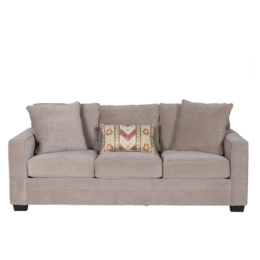Beckett Sleeper Sofa From Havertys