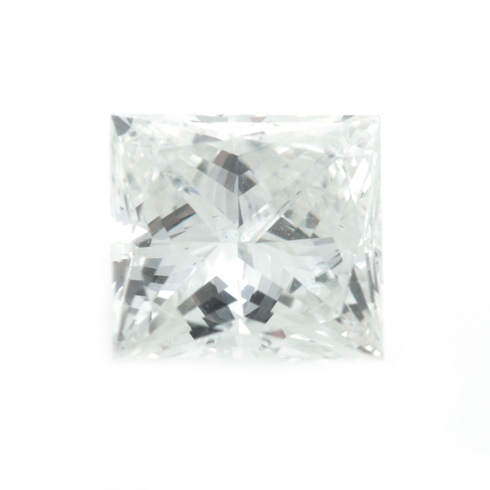 0.57 CTW Loose Diamond GIA Report #: 2171210089