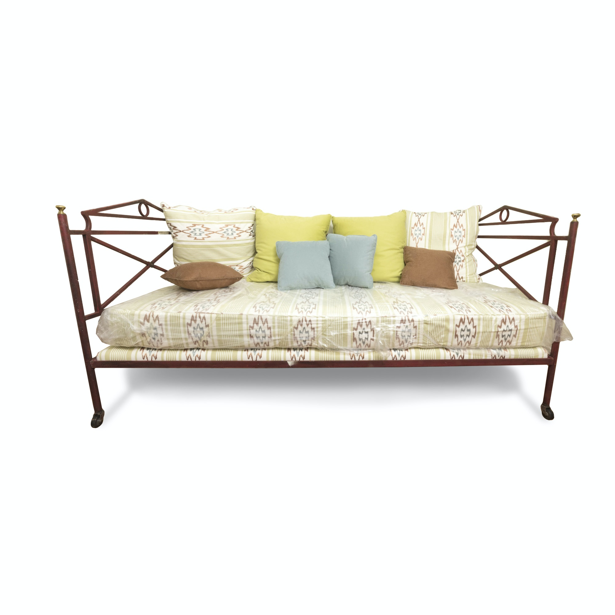 Campaign Inspired Daybed