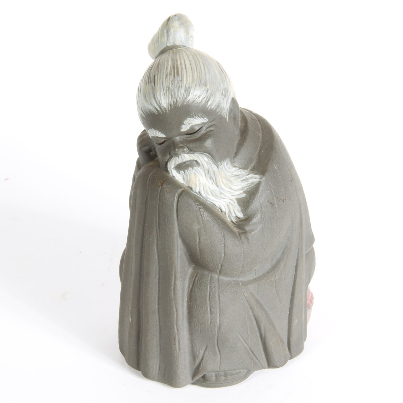 "Lladró ""Short Chinese Man"" Figurine"