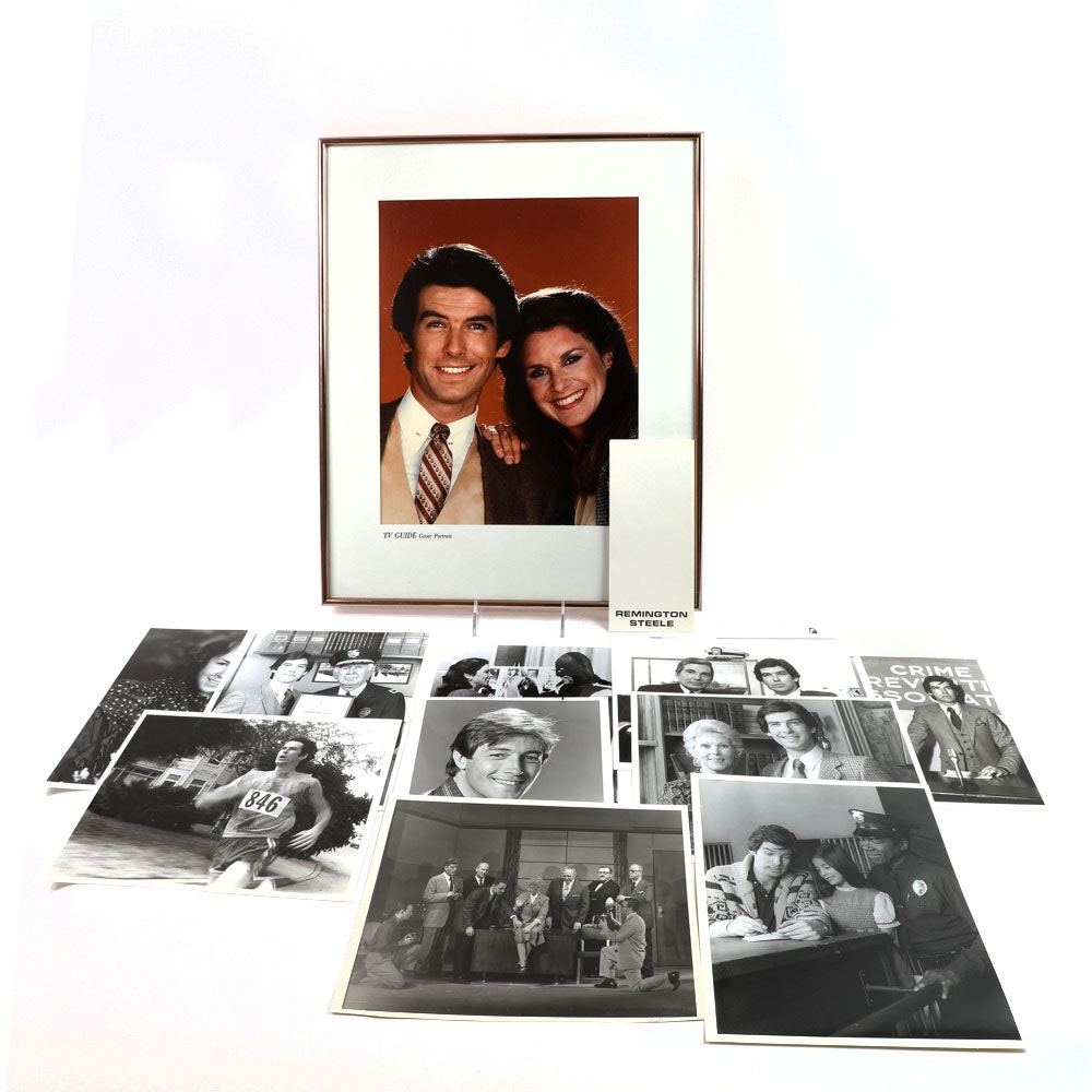 """Remington Steele"" Photo Memorabilia"