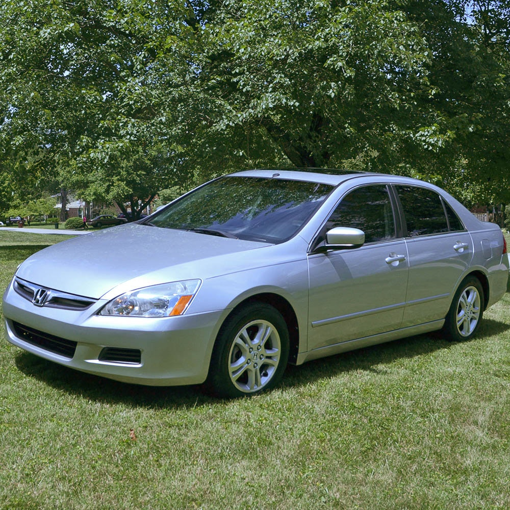 2007 Honda Accord with Lemon Squad and CarFax Report