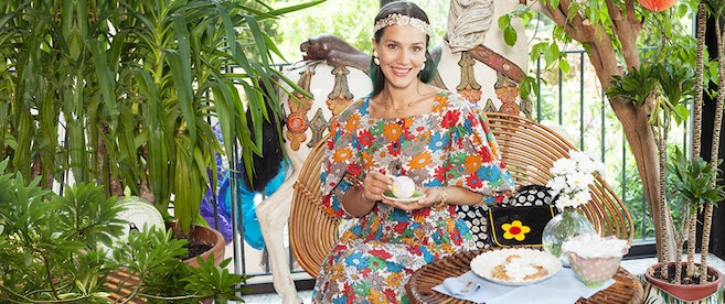 Collectors Chronicles Margherita Missoni, Daisies