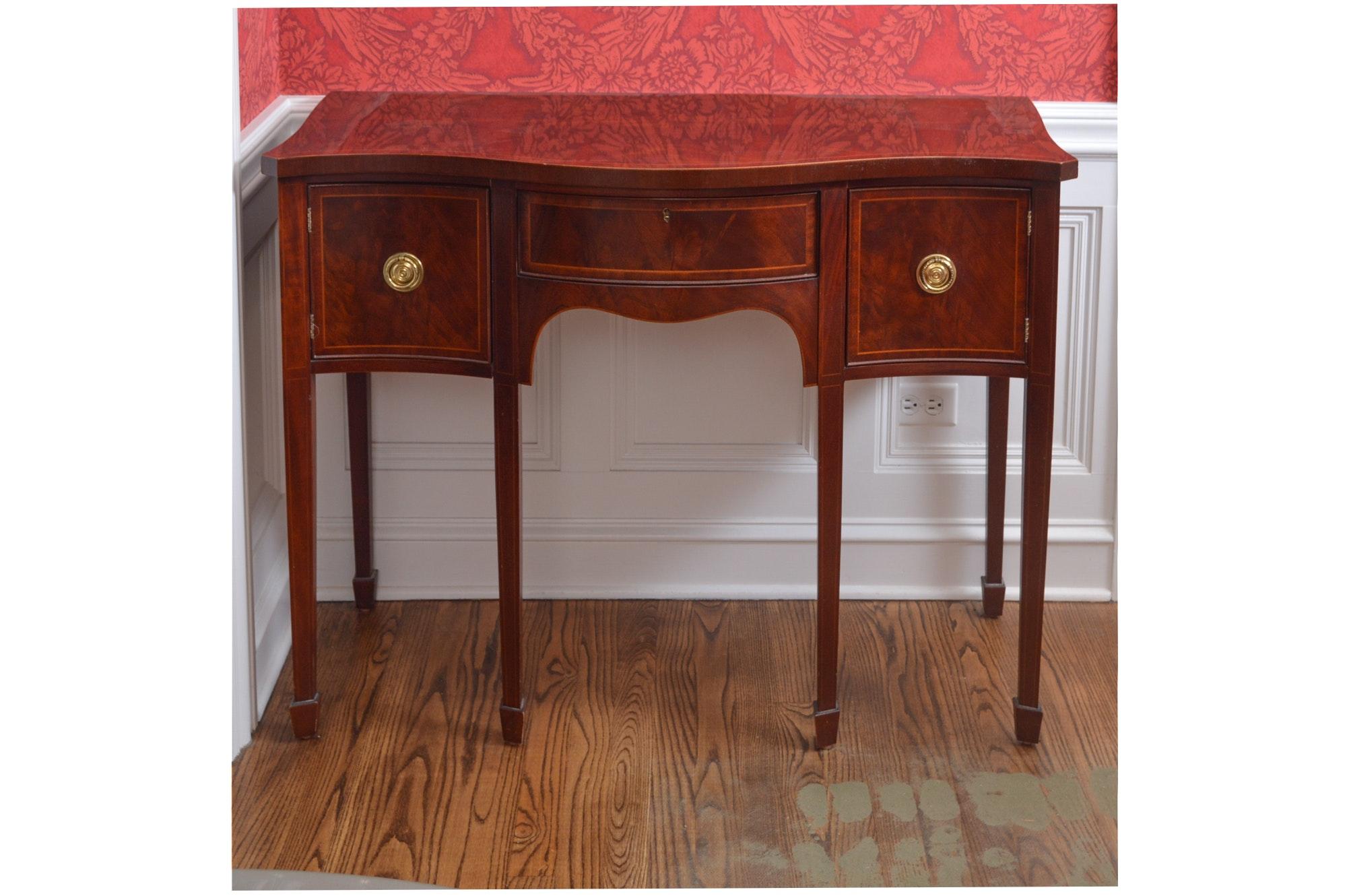 Hepplewhite Style Sideboard by Baker Furniture