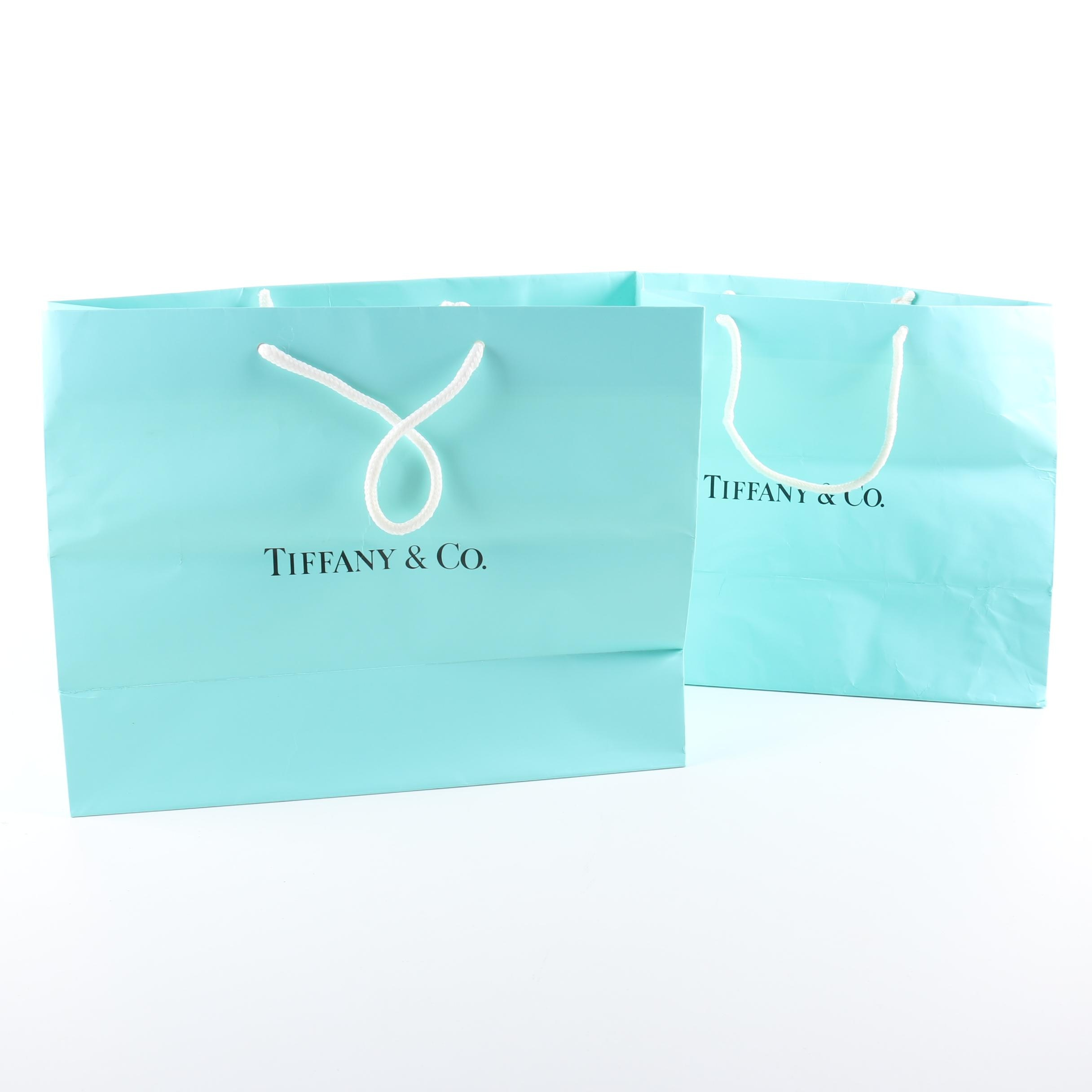 Tiffany & Co. Retail Bags