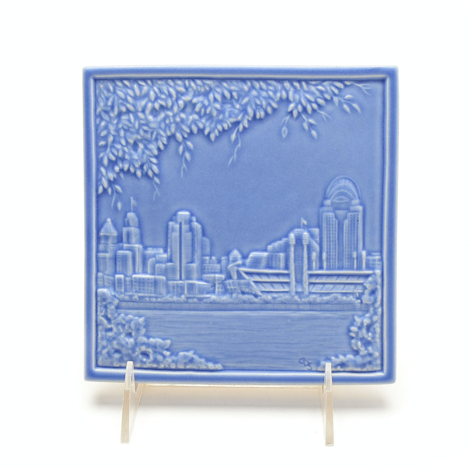 Rookwood Pottery First Edition Commemorative Art Tile
