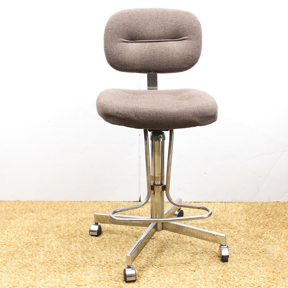 Modern Upholstered Bar Chair
