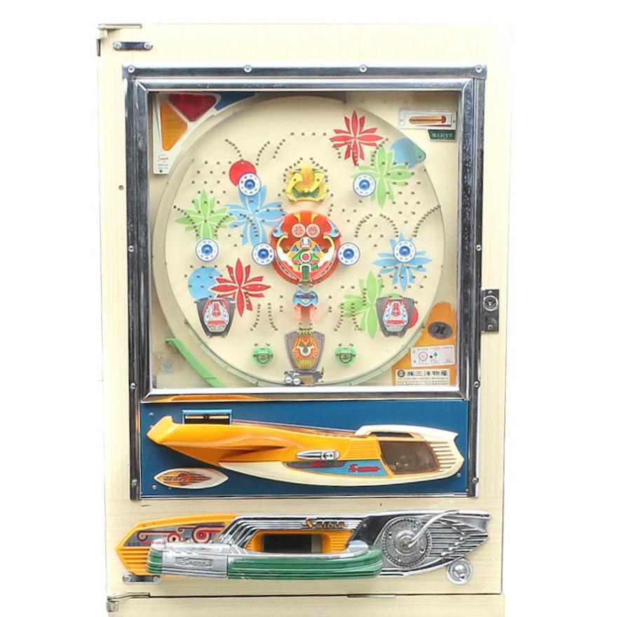 Vintage Sanyo Pachinko Machine