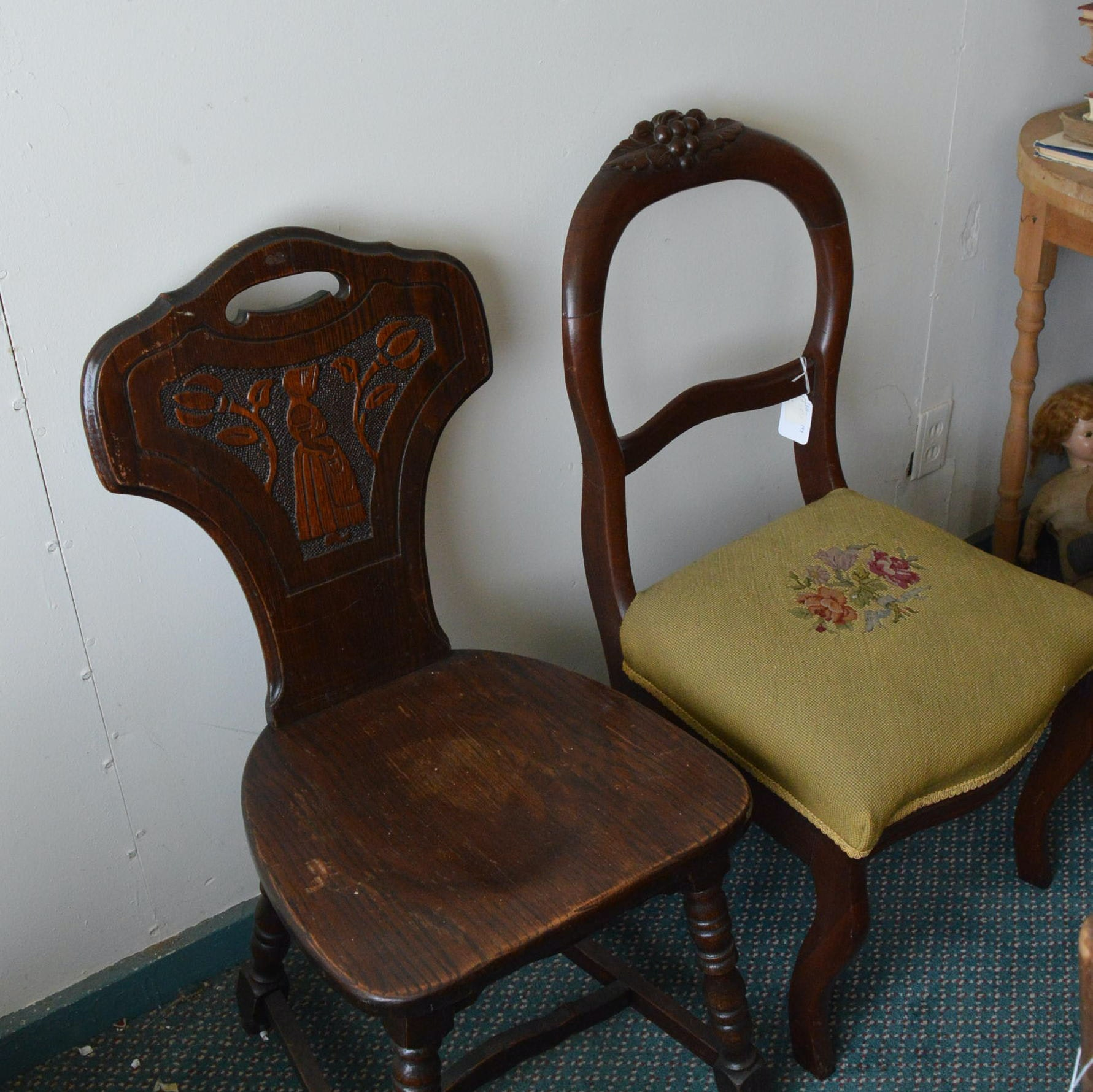 Vintage Chairs