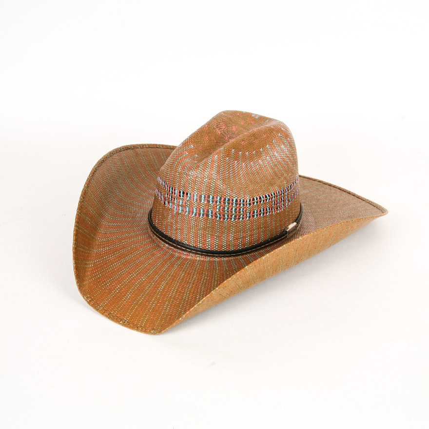 226f5598cae Hard Formed Cowboy Hat by Cavenders   EBTH