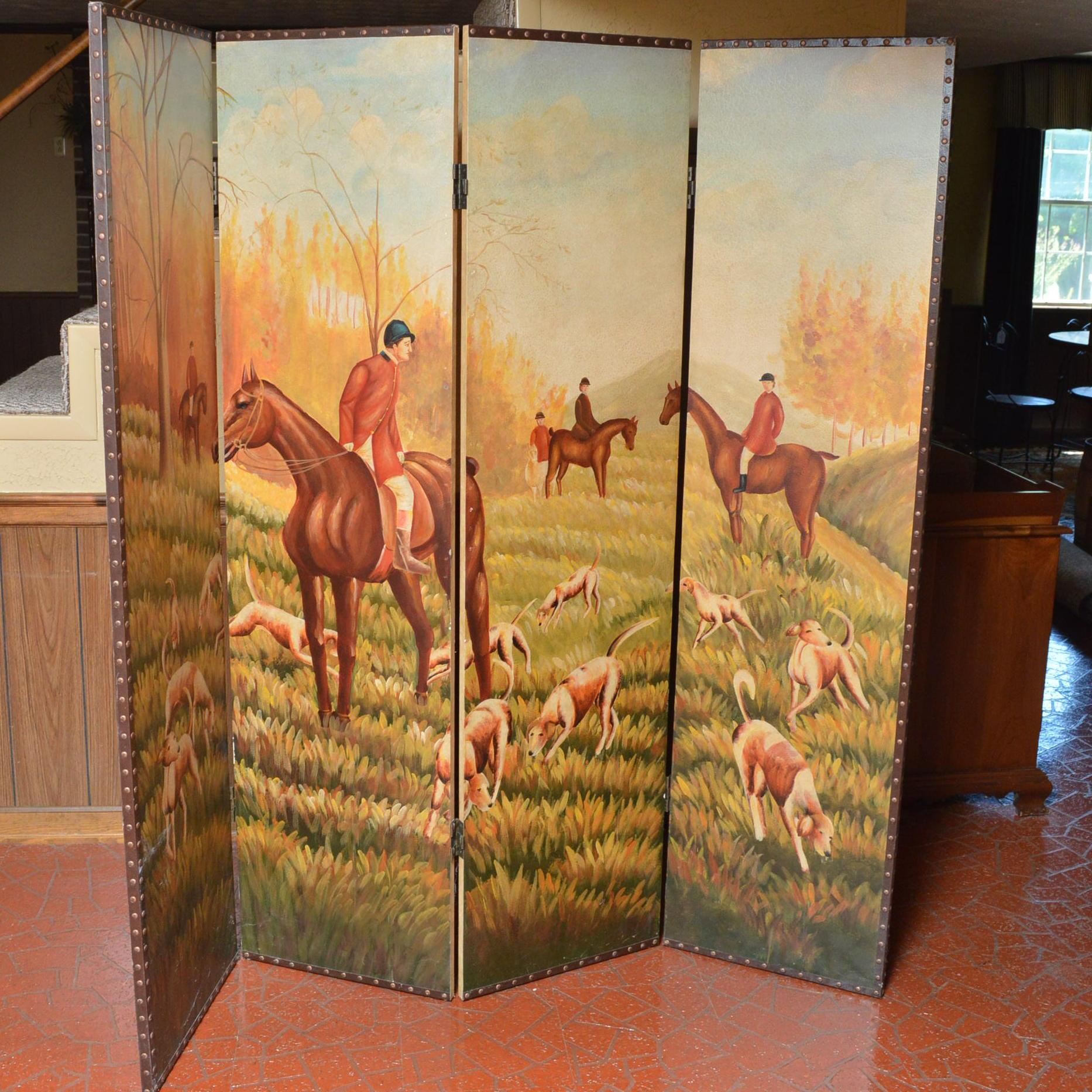 Decorative Room Divider