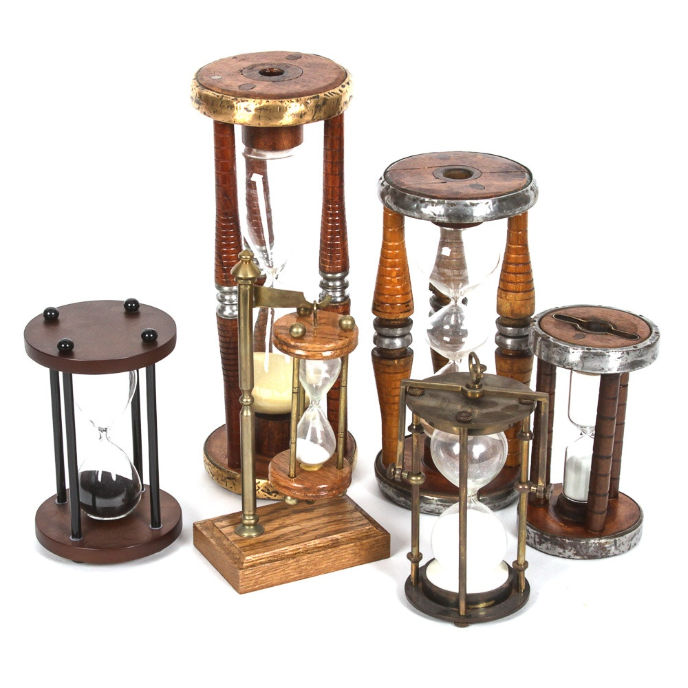 Vintage Hourglass Collection