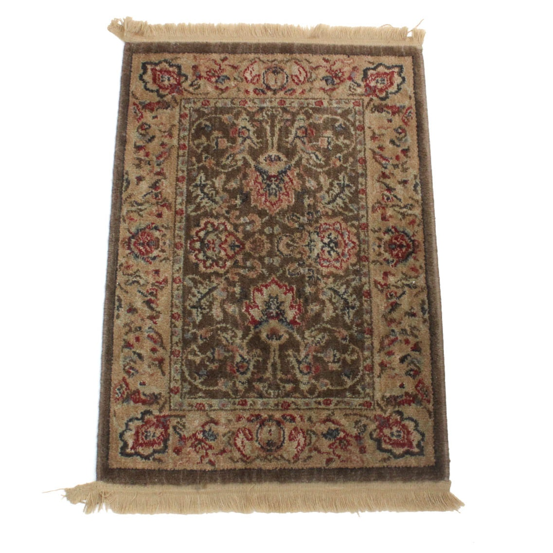 Power Loomed Persian-Style Accent Rug