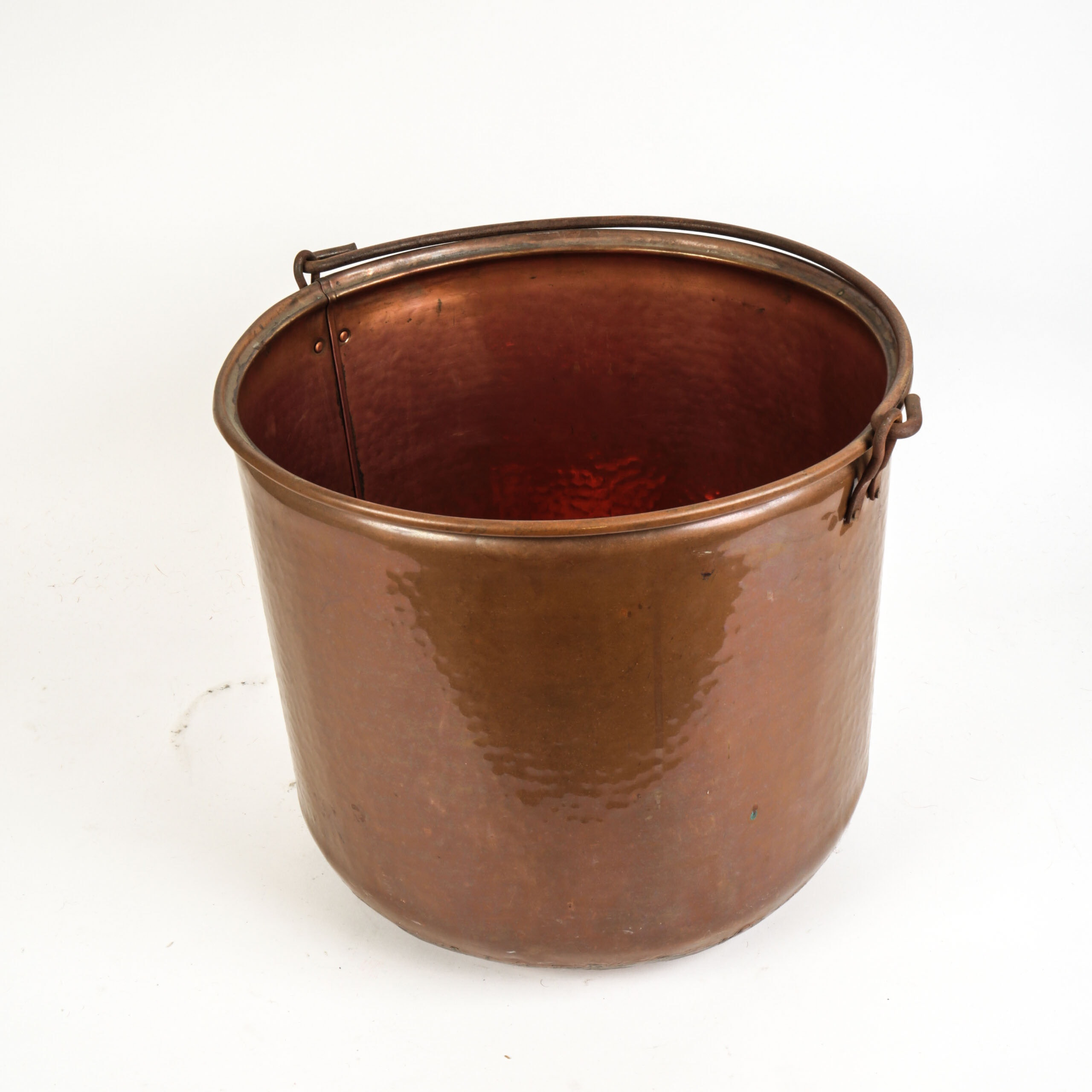 Copper Cooking Pot