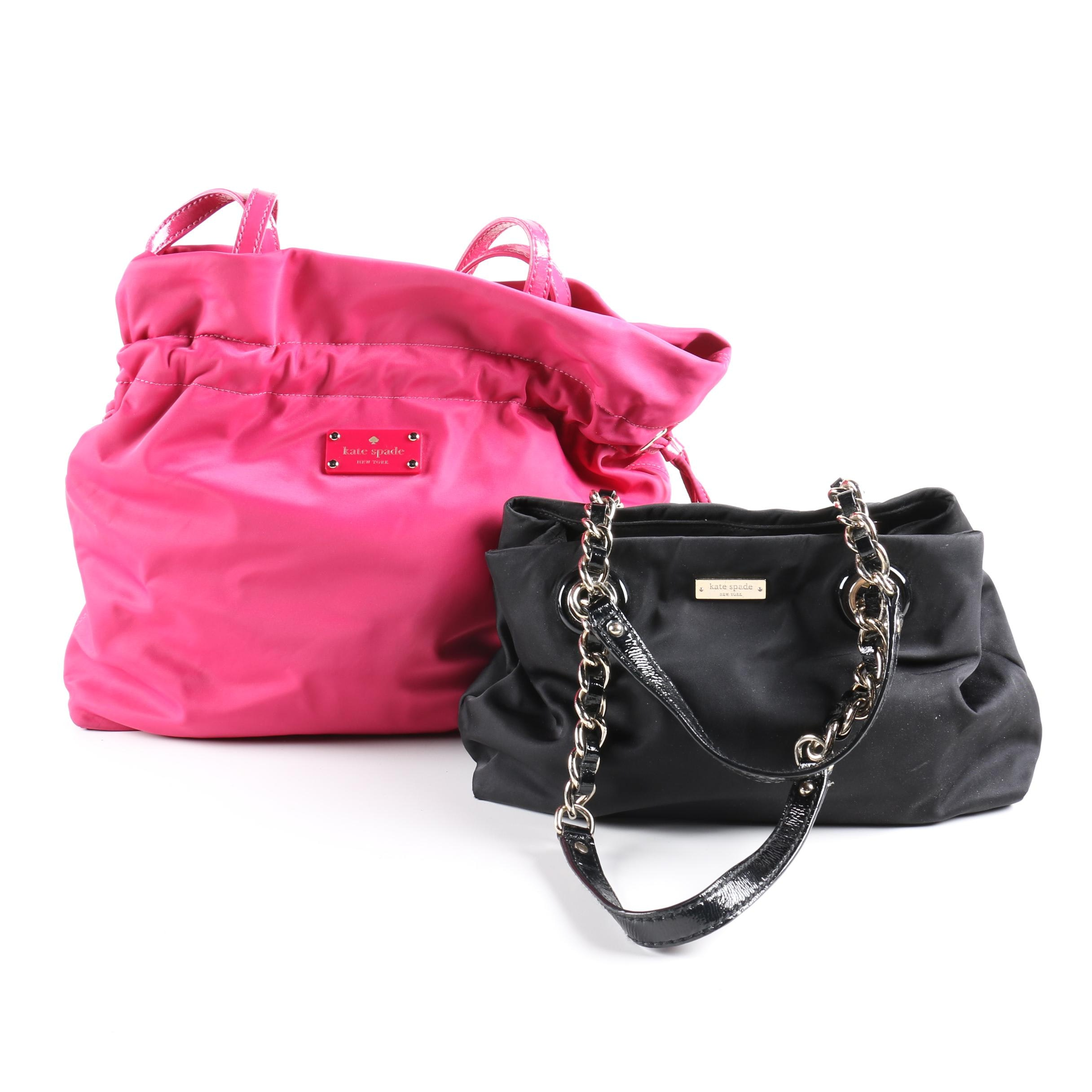 Kate Spade Nylon Shoulder Bags