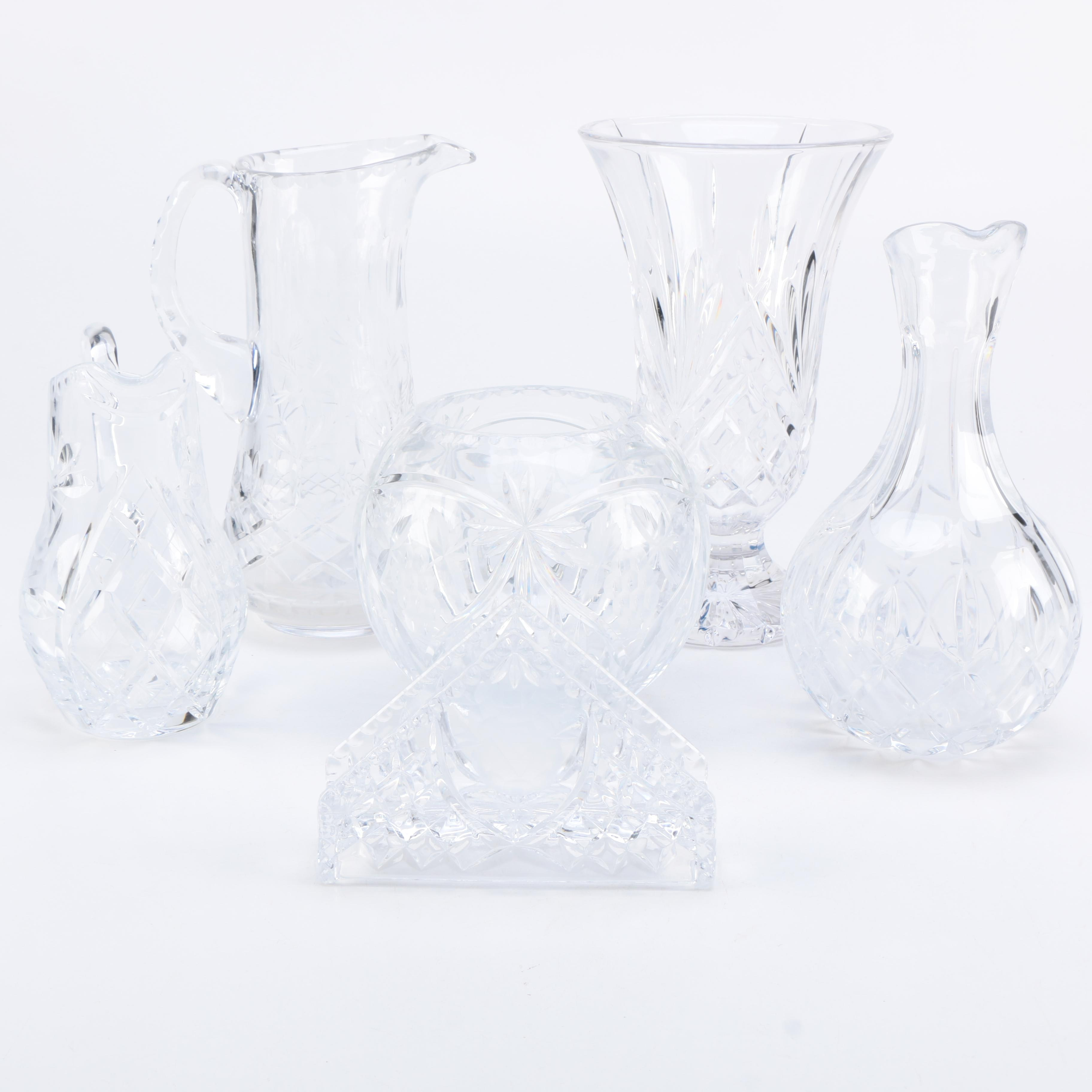 Crystal Decor and Tableware Including Marquis by Waterford