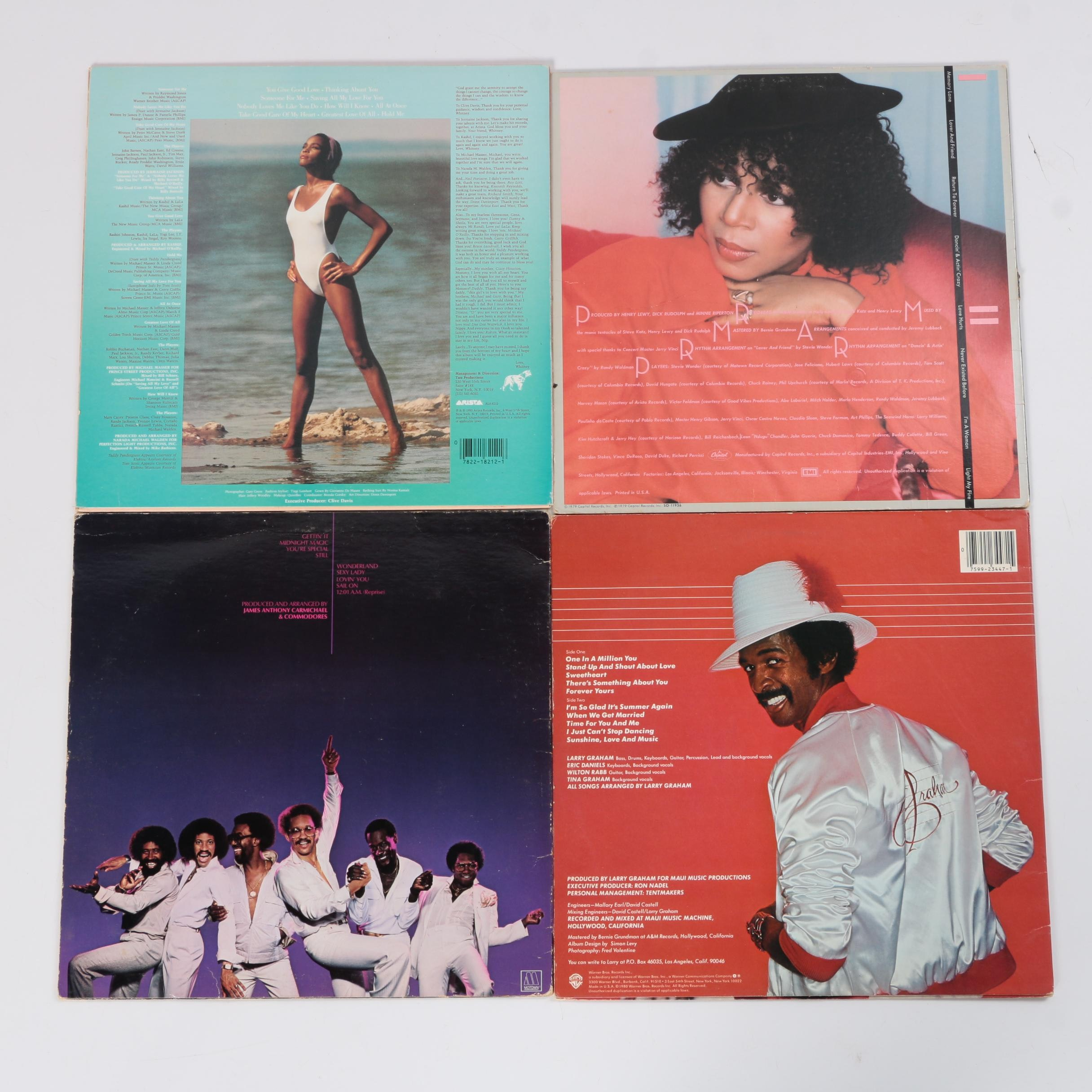 Parliament 50 Other Soul Funk And R Amp B Lps Ebth