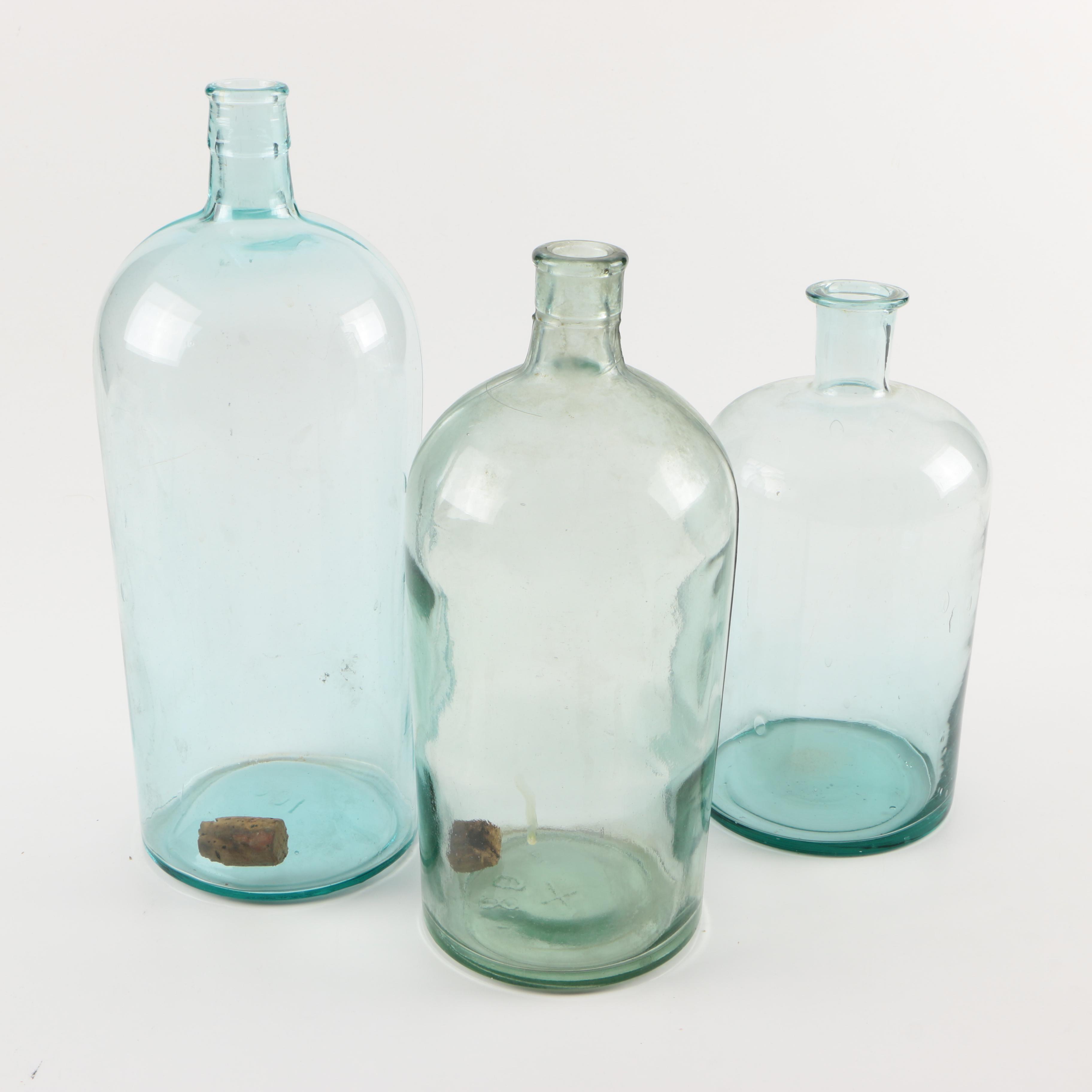 Decorative Glass Jugs