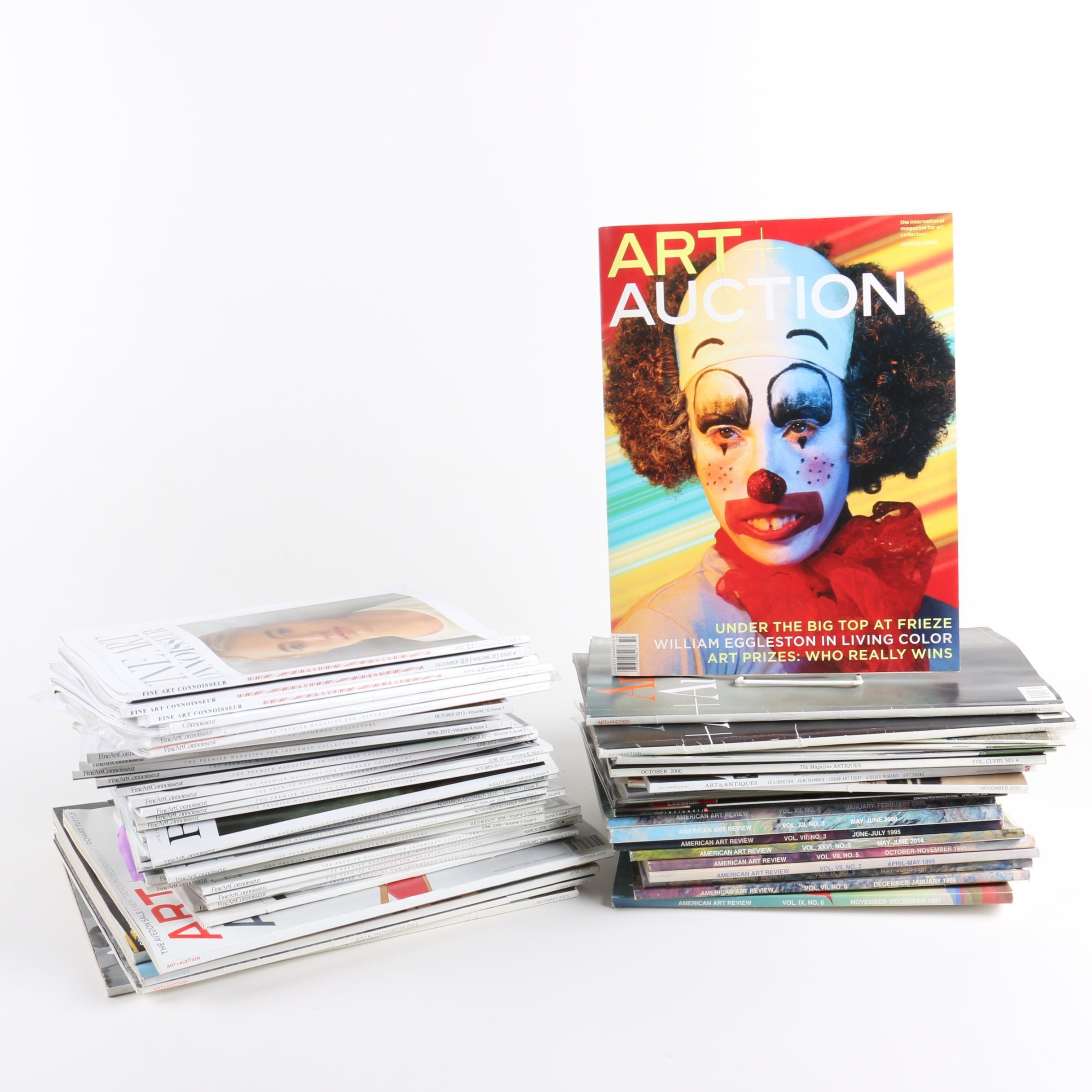 Assortment of Periodicals