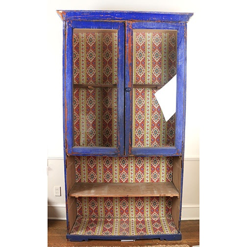 Antique French Display Cabinet from Anthropologie