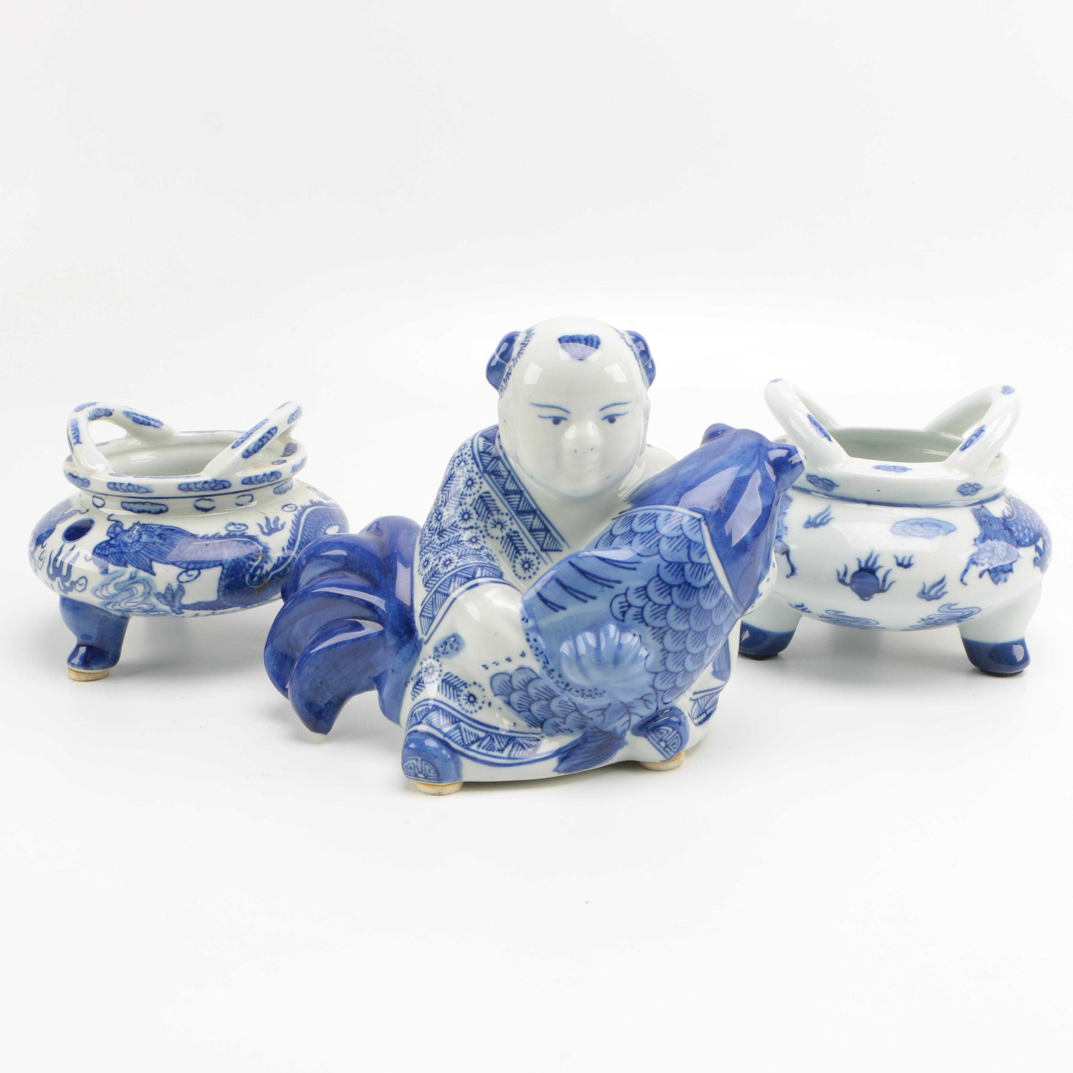 Chinese Ceramic Home Decor