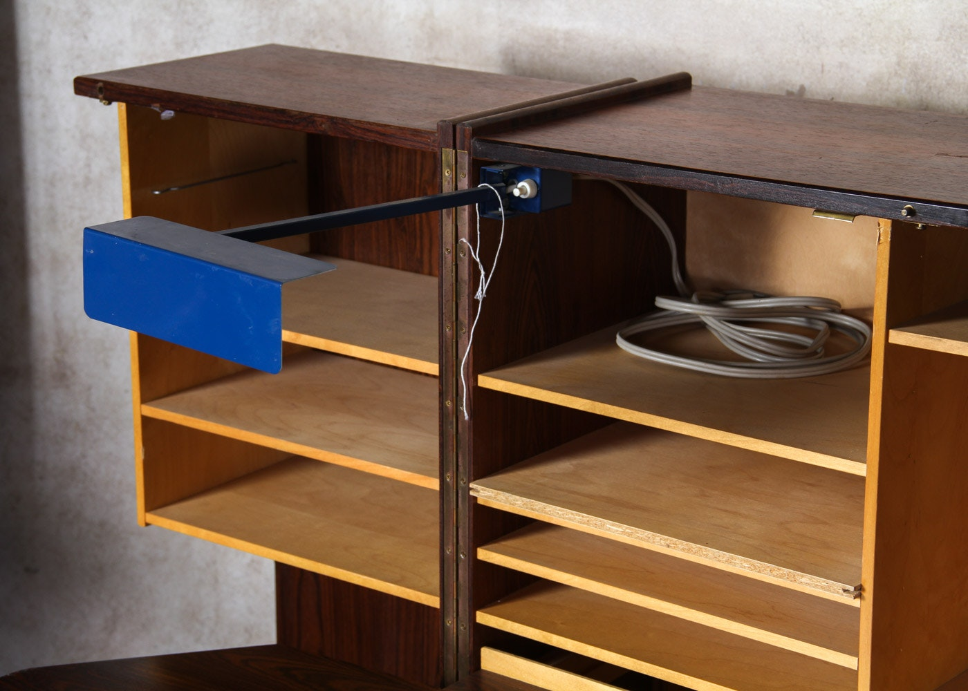 Mummenthaler Amp Meier Rosewood Quot Magic Box Quot Folding Desk