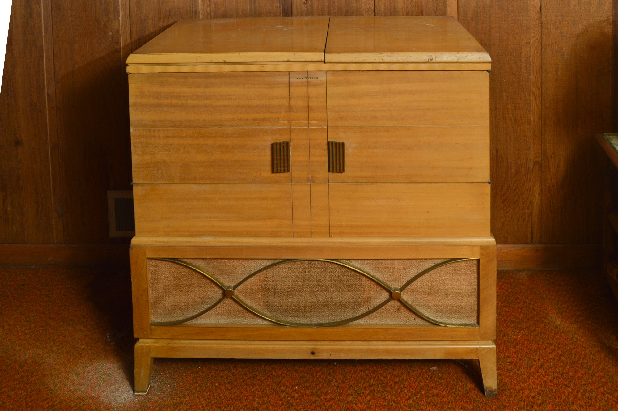 Vintage Home Entertainment Center by RCA Victor