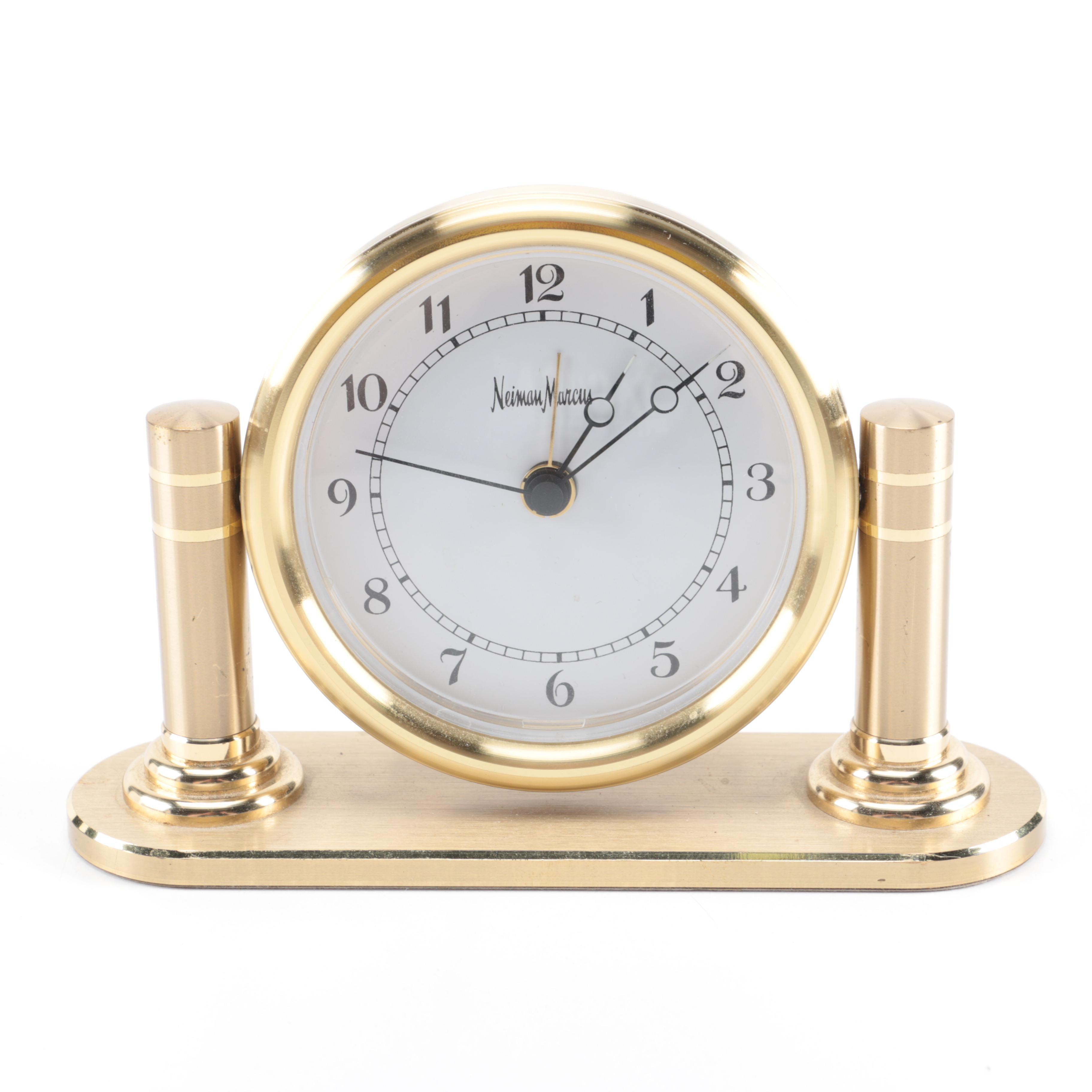 Neiman Marcus Mantel Clock