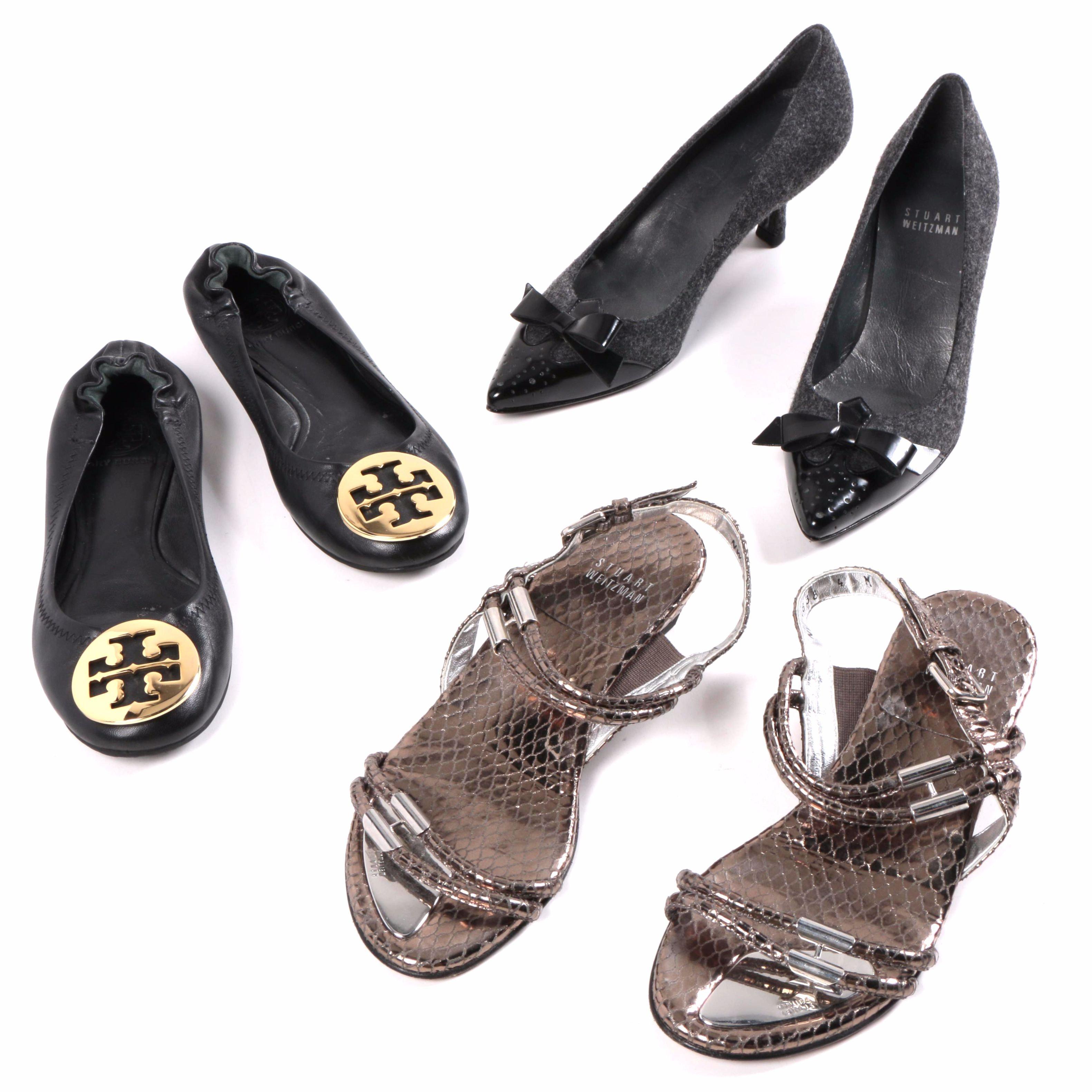 Women's Shoes Including Tory Burch