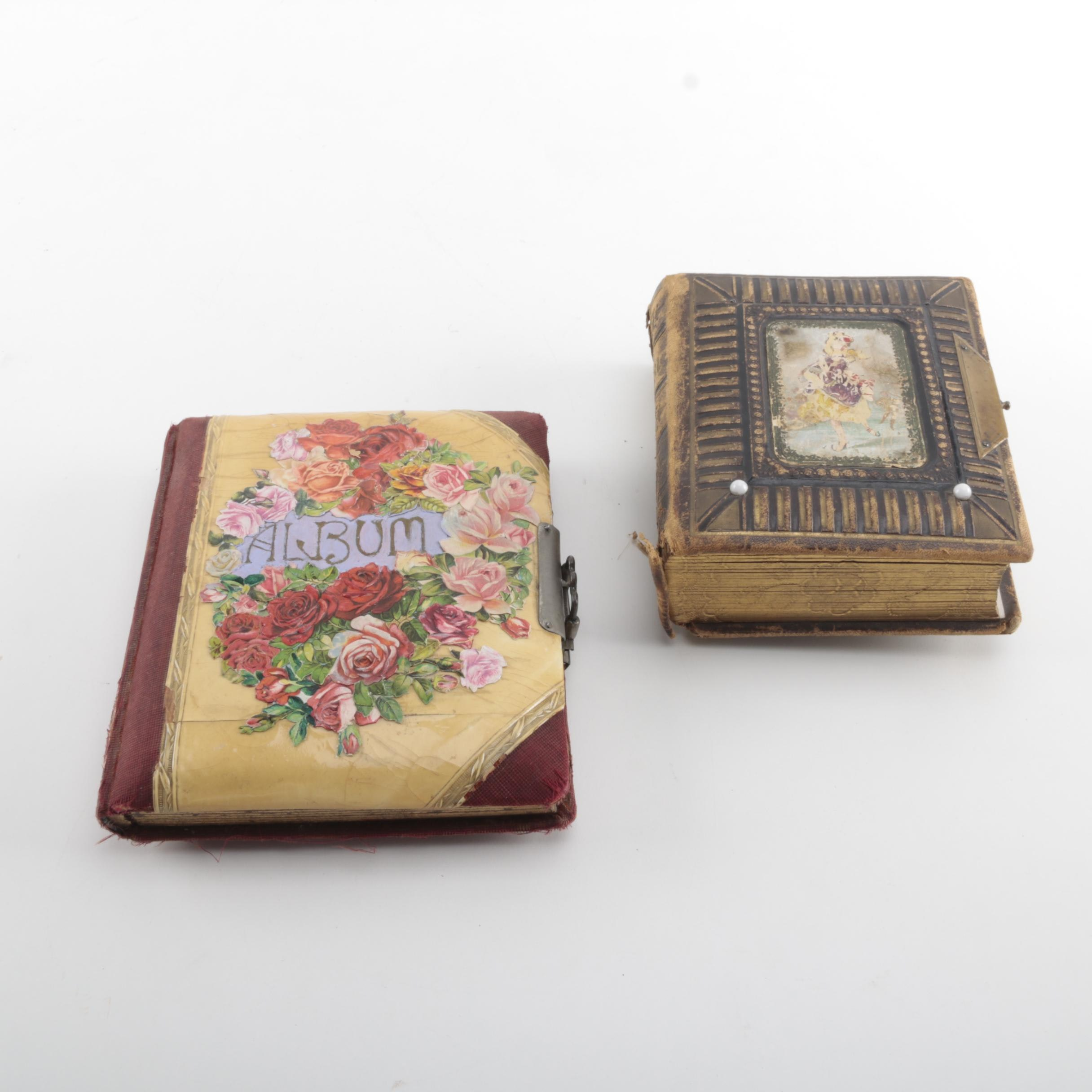 Antique Photo Albums