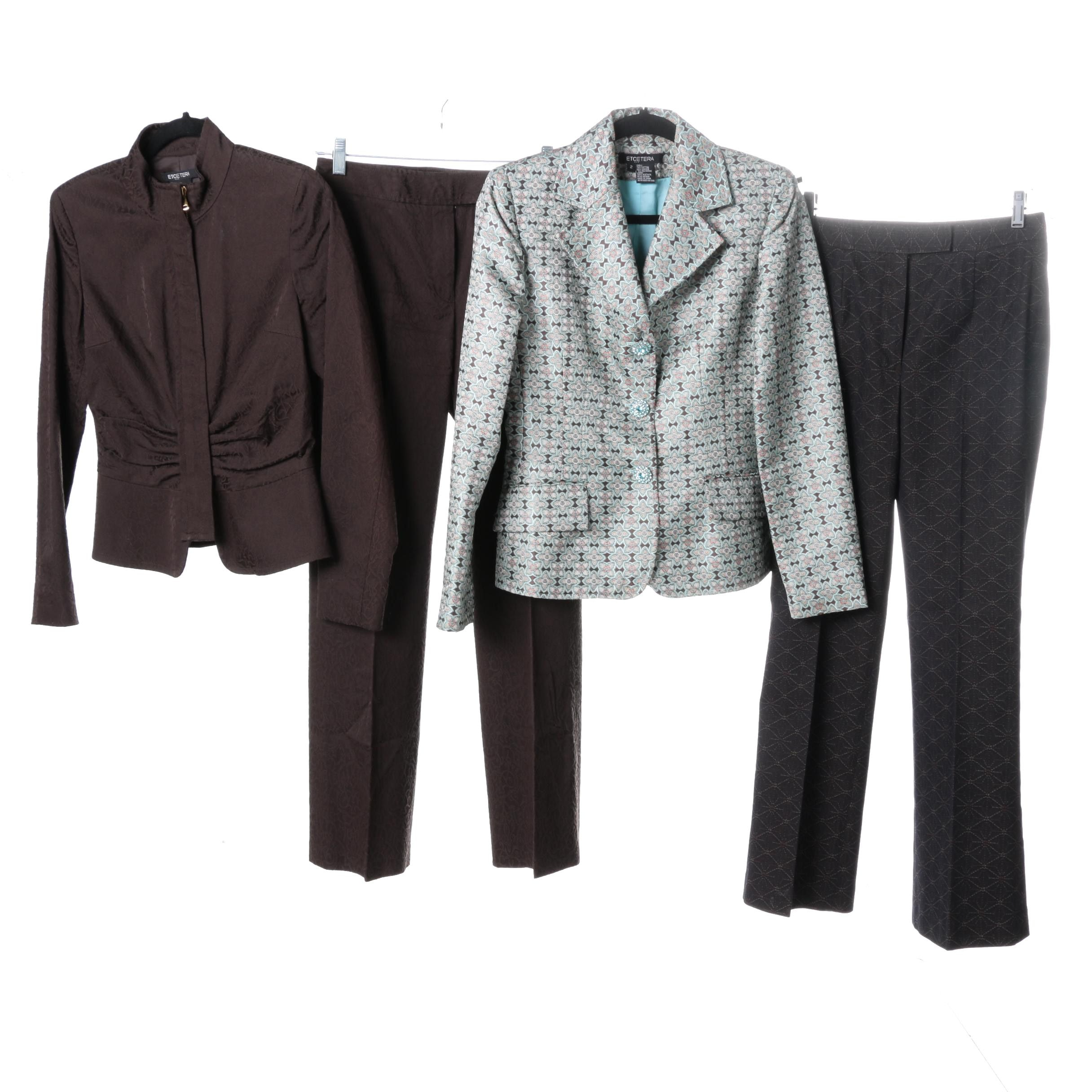 Etcetera Pant Suit and Separates