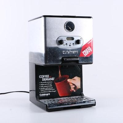 Cuisinart Coffee On Demand Coffee Maker