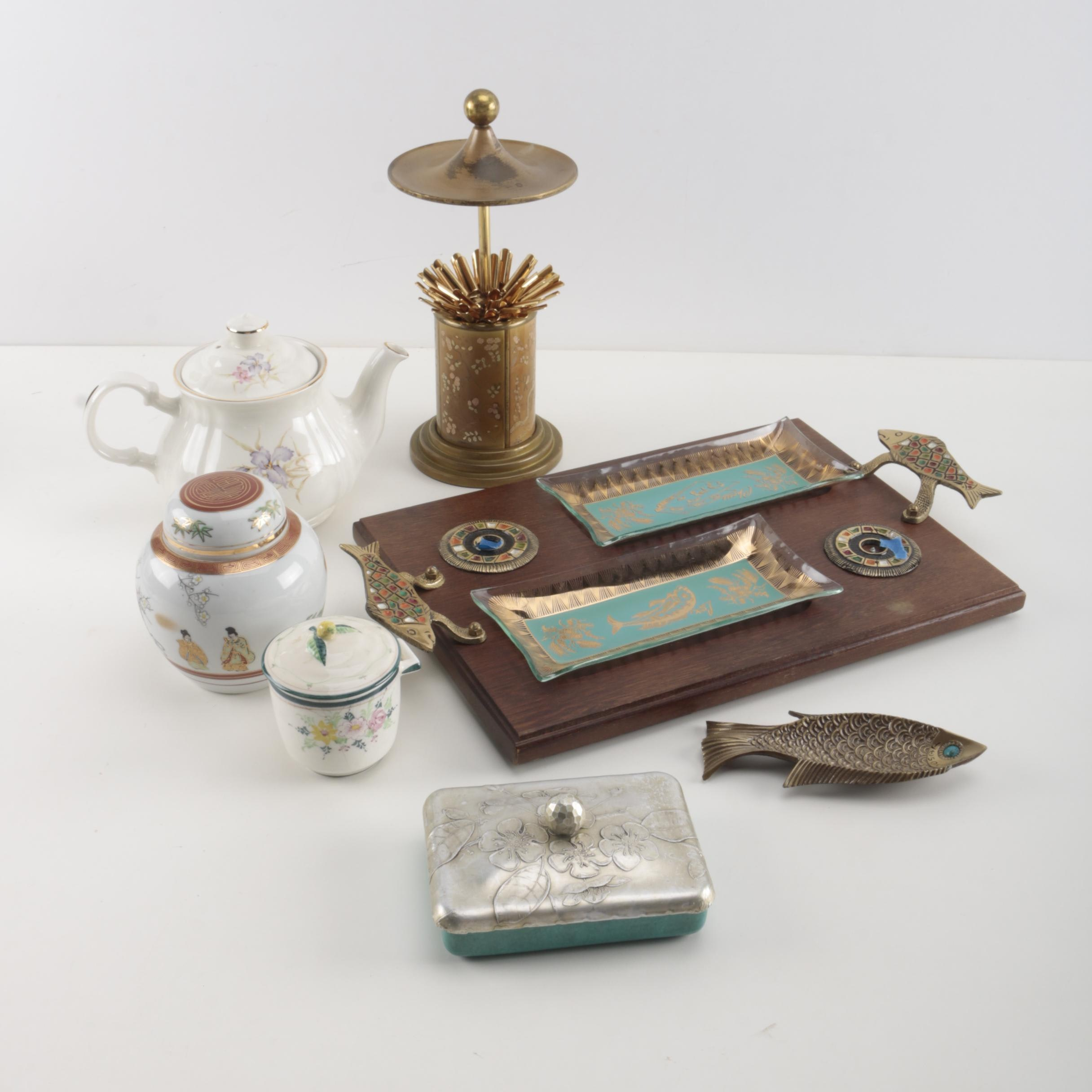 Selection of Vintage Home Decor