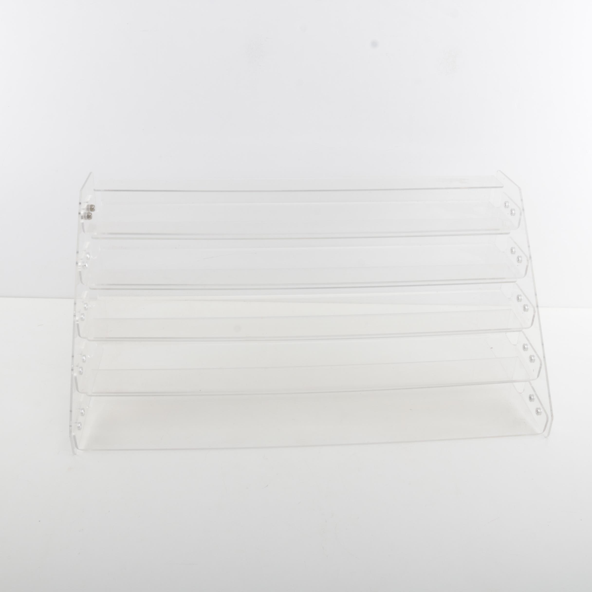 Clear Acrylic Display Rack