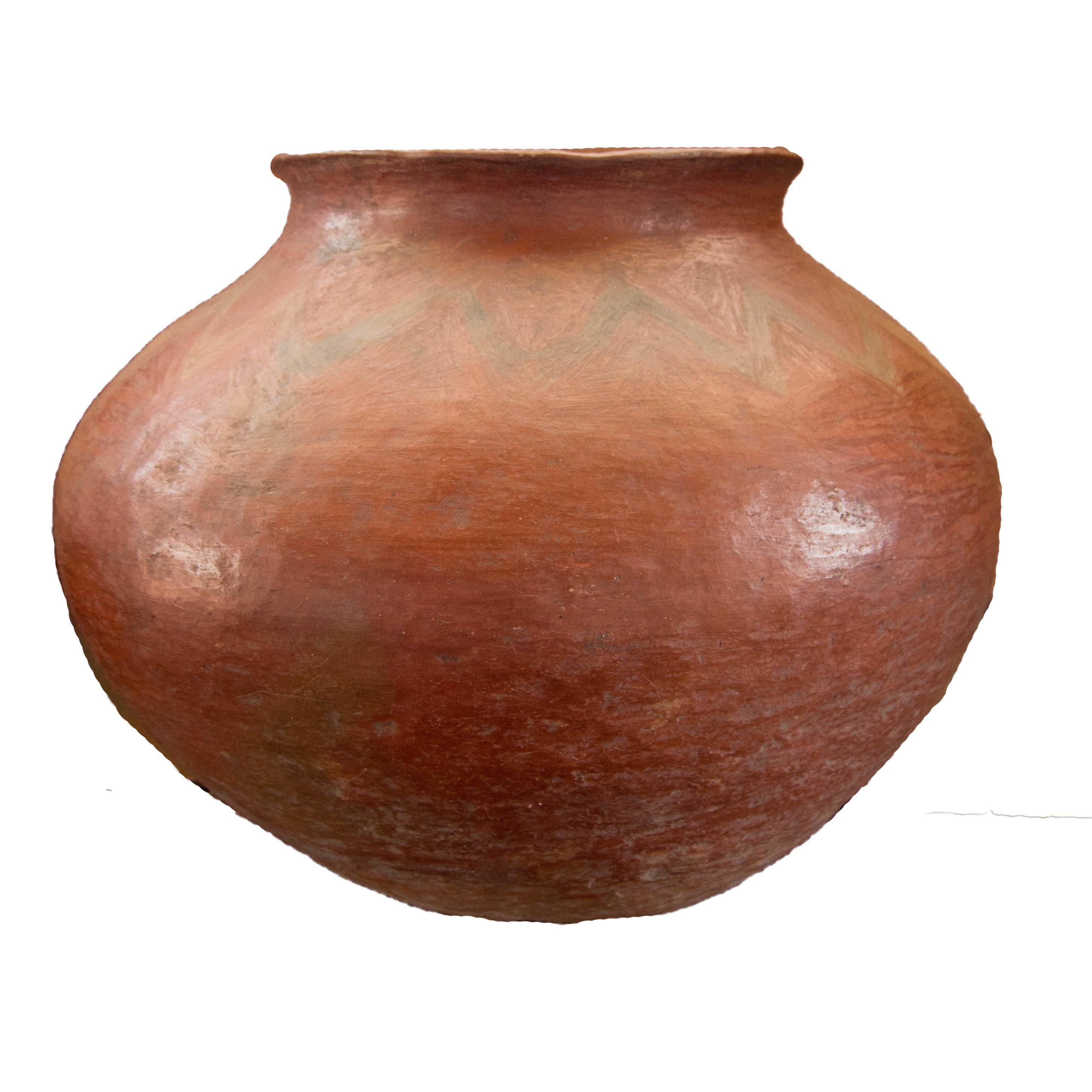 Large Antique Vessel