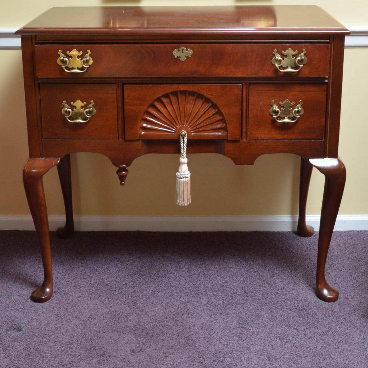 """Federal Style """"Lowboy""""  Side Table"""