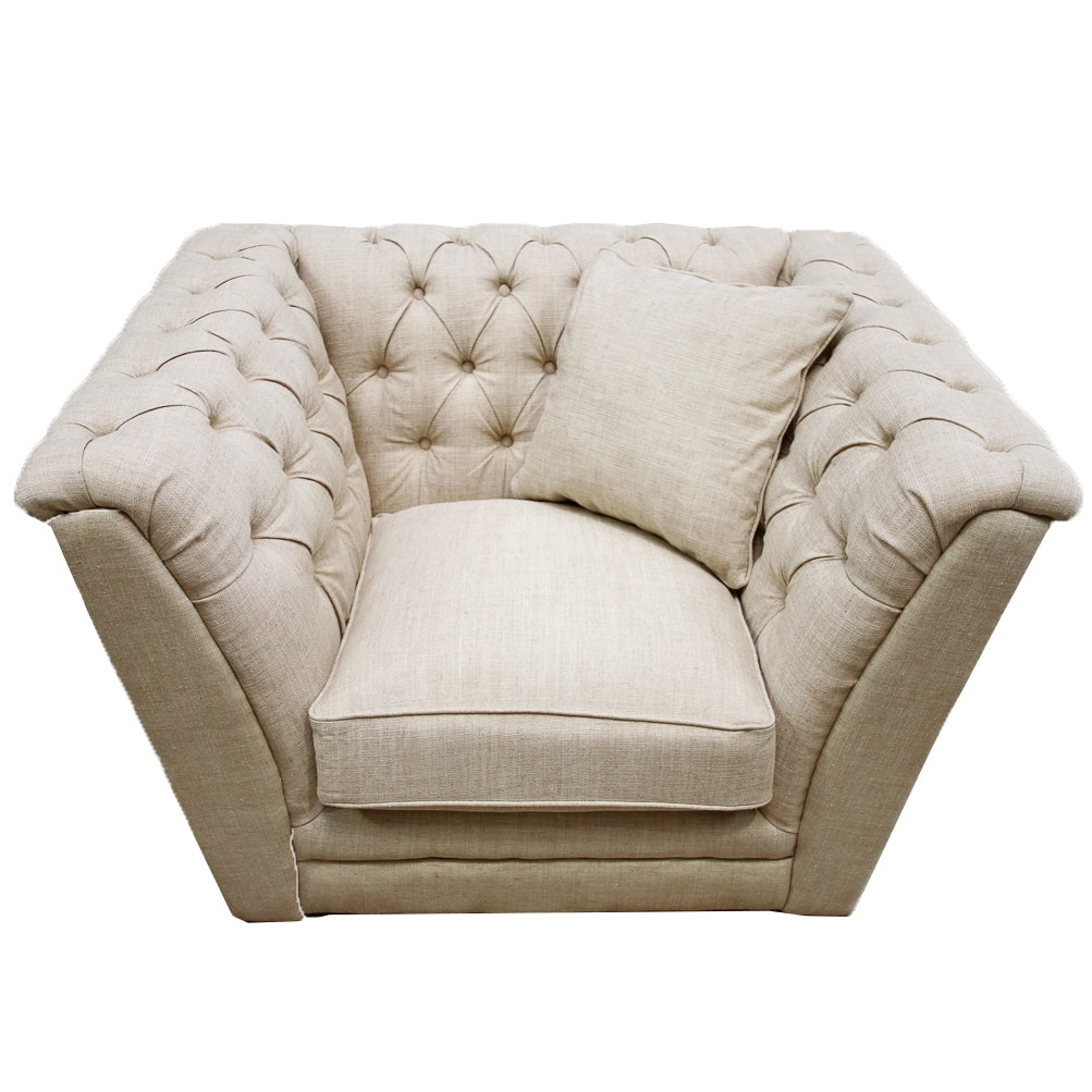 "Blink Home Cream ""Kensington"" Club Chair"