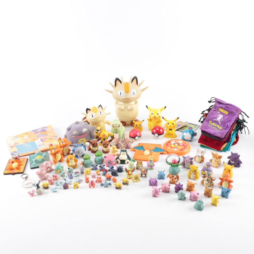 Toys From The 2000s : S pokémon toys and memorabilia ebth