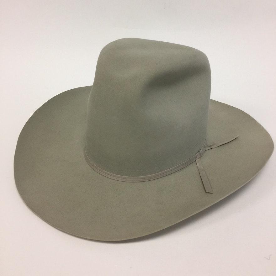 dc7191b3036a8 Miller Brothers Fur Felt Cowboy Hat   EBTH