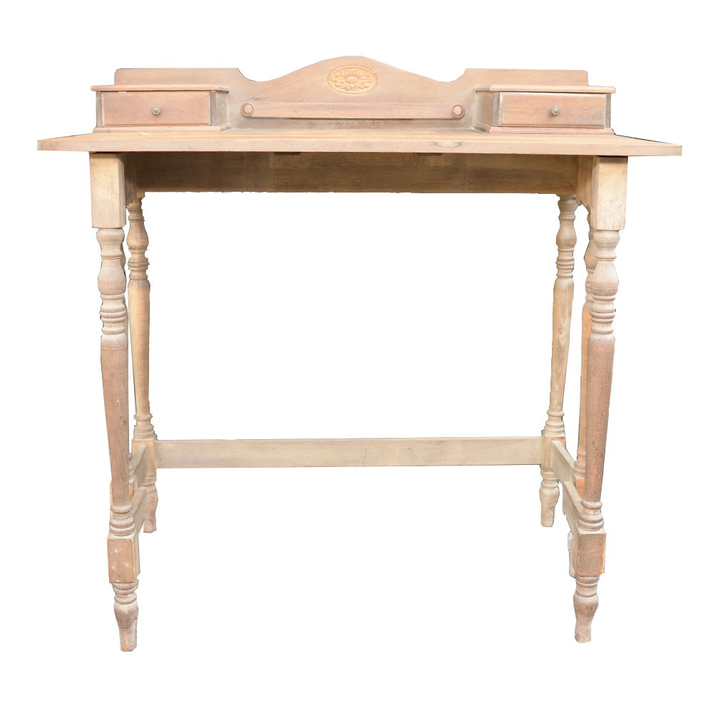 Antique Drop Leaf Desk Antique Furniture
