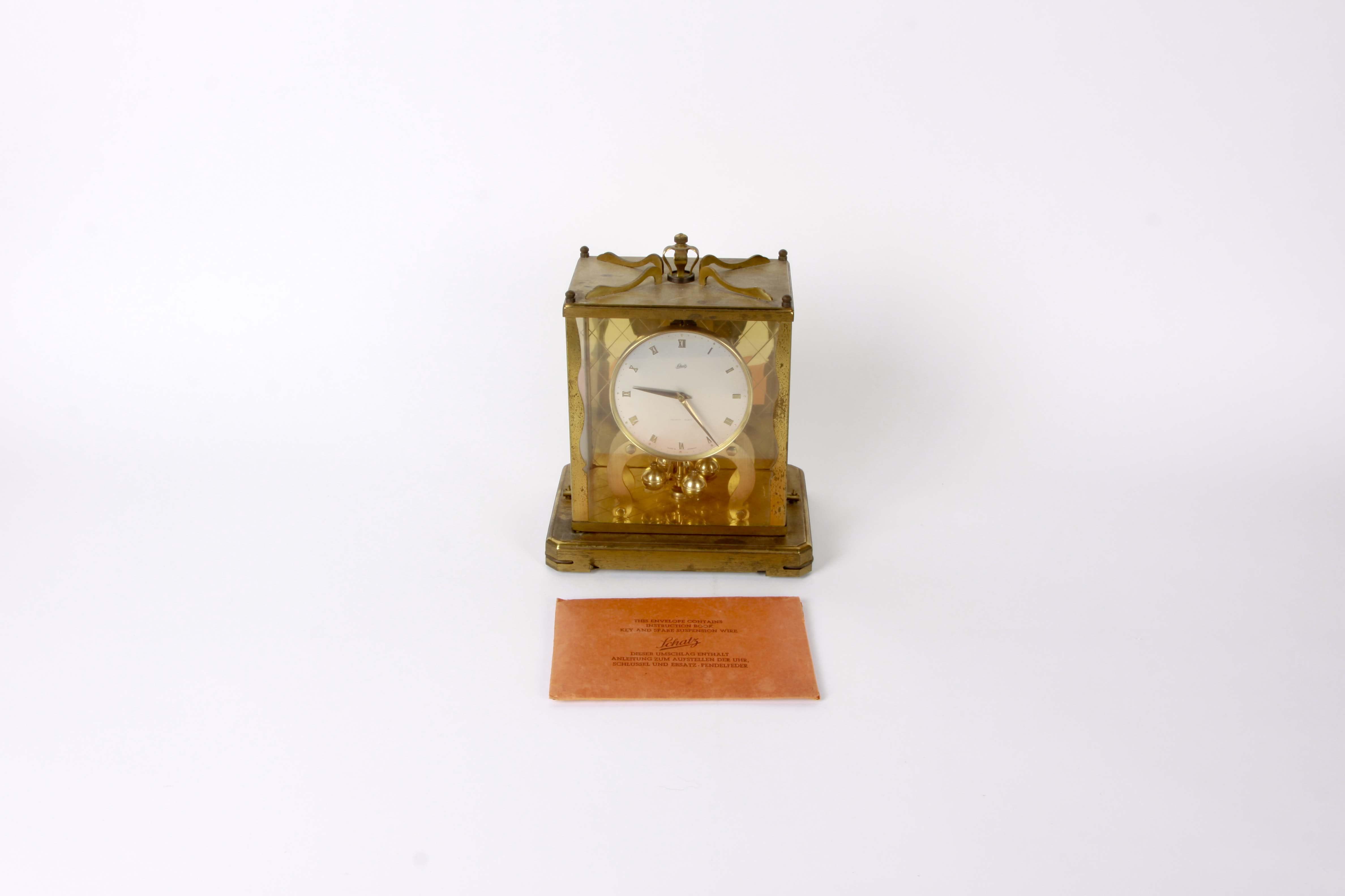 Schlatz 1000 Day Clock