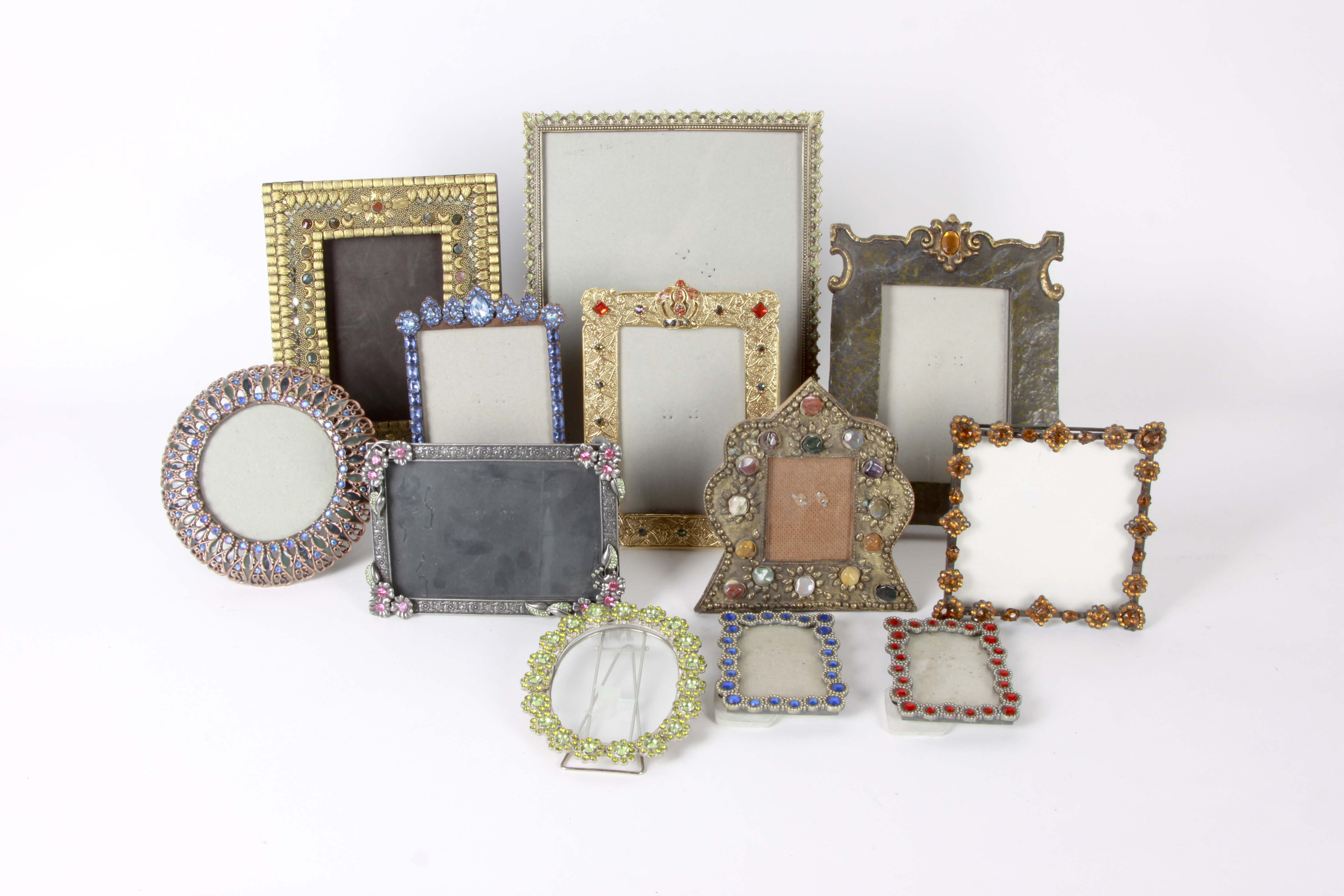Beaded Picture Frame Assortment